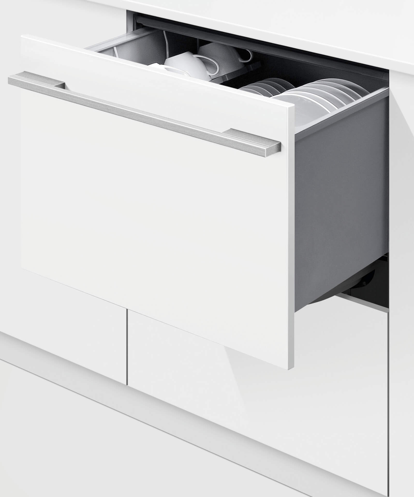 designer single dishdrawer dual specials configuration drawer dishwasher home sale surplus on fisher at in drawers load dishdrawers paykel