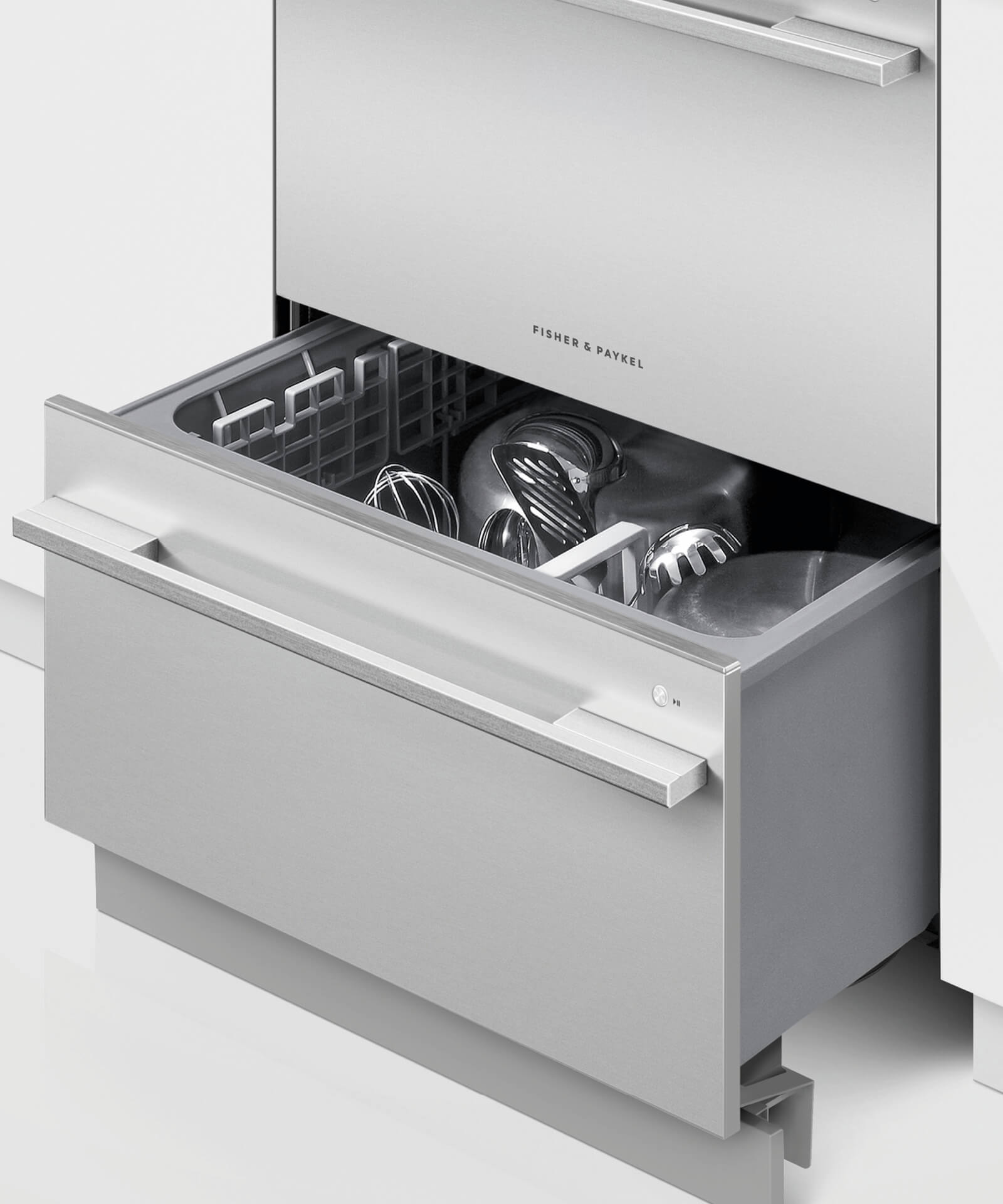 Dd60ddfx9 Double Dishdrawer Dishwasher With 14 Place