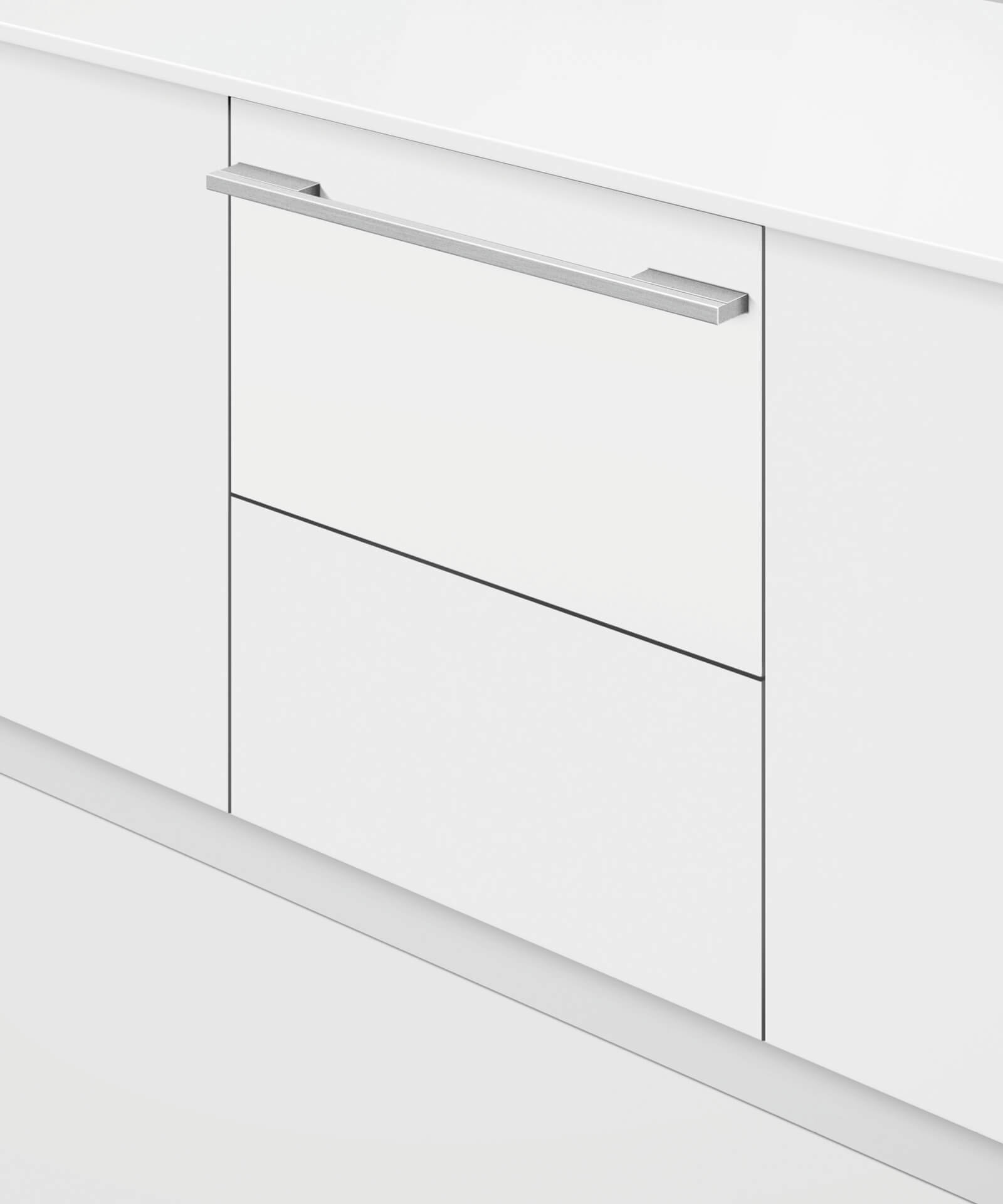 DD60SHI9 - Integrated Single DishDrawer™ Dishwasher incl Sanitise, Extra Dry, full flex racking and water softener - 81665