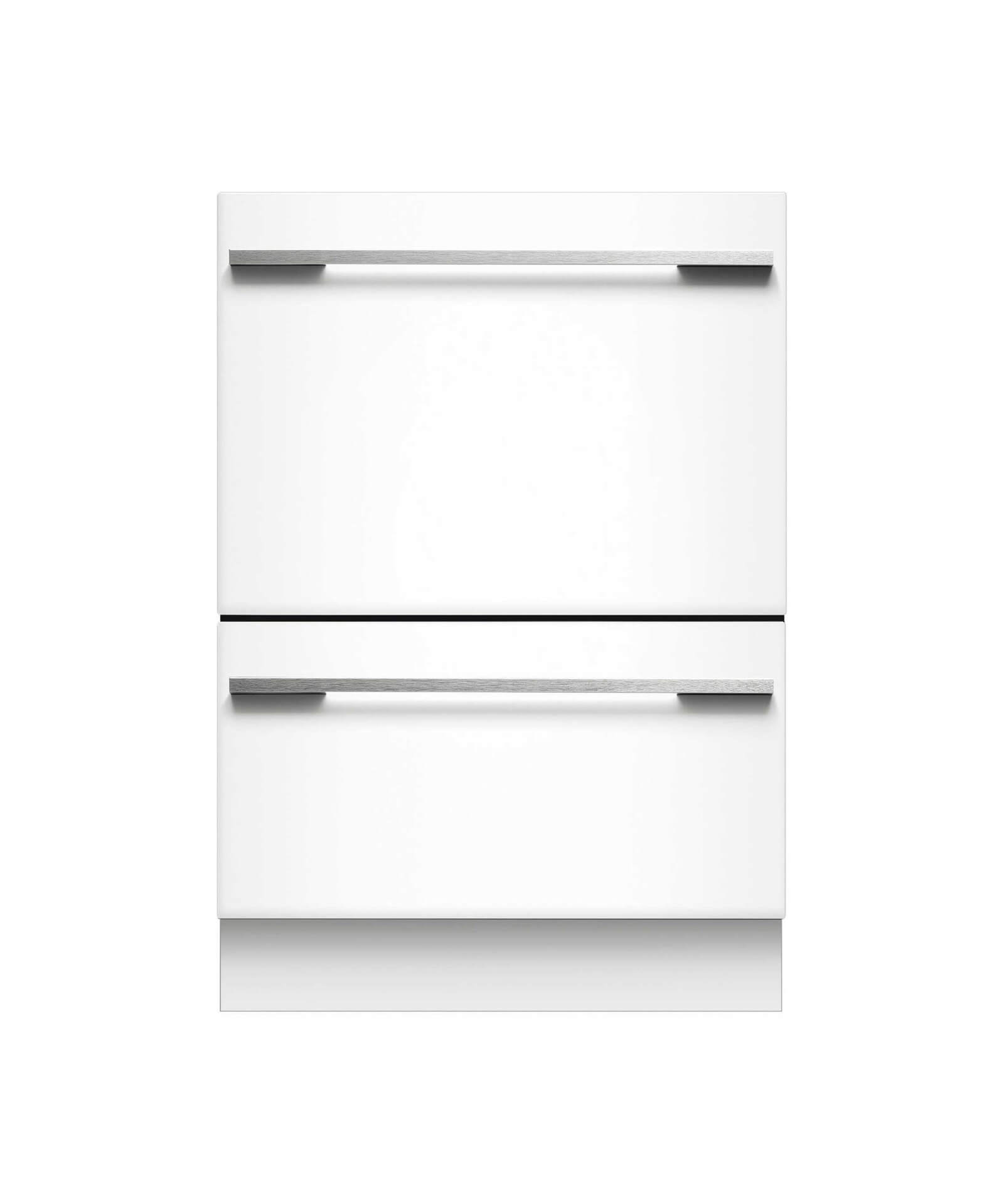 Fisher & Paykel Panel Ready DishDrawer™ Tall Double Dishwasher DD24DTI7