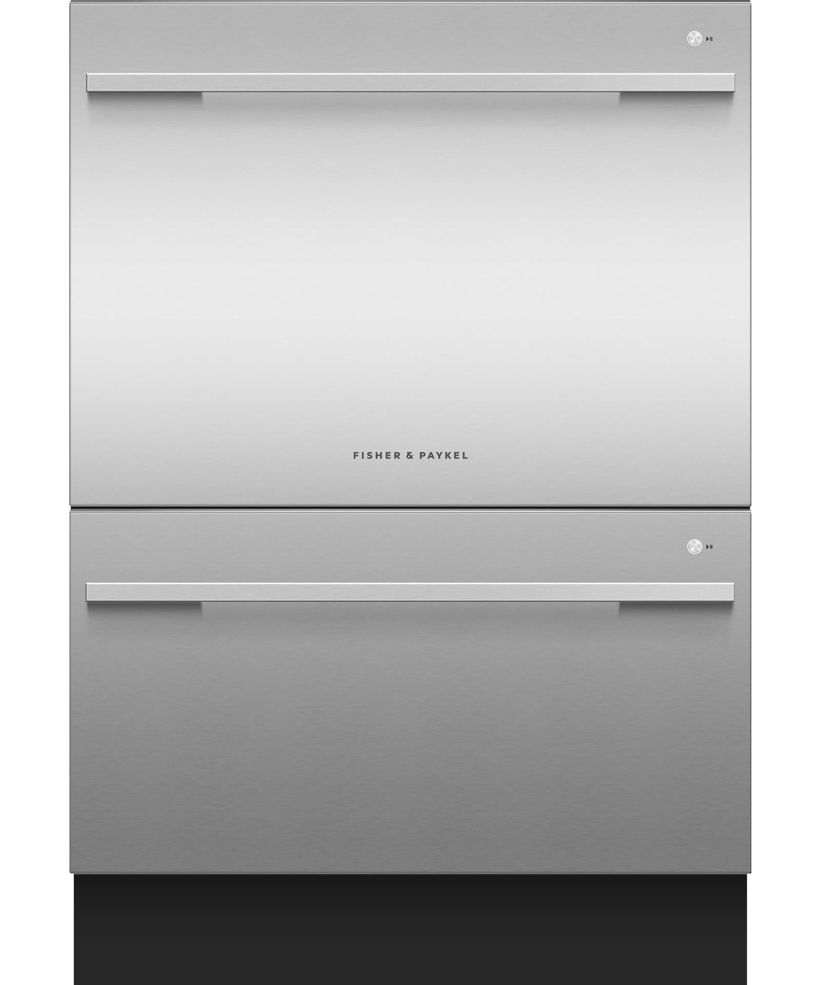 DD24DDFTX9_N - Tall Double DishDrawer™ Dishwasher incl Sanitize, Extra Dry and full flex racking - 81222