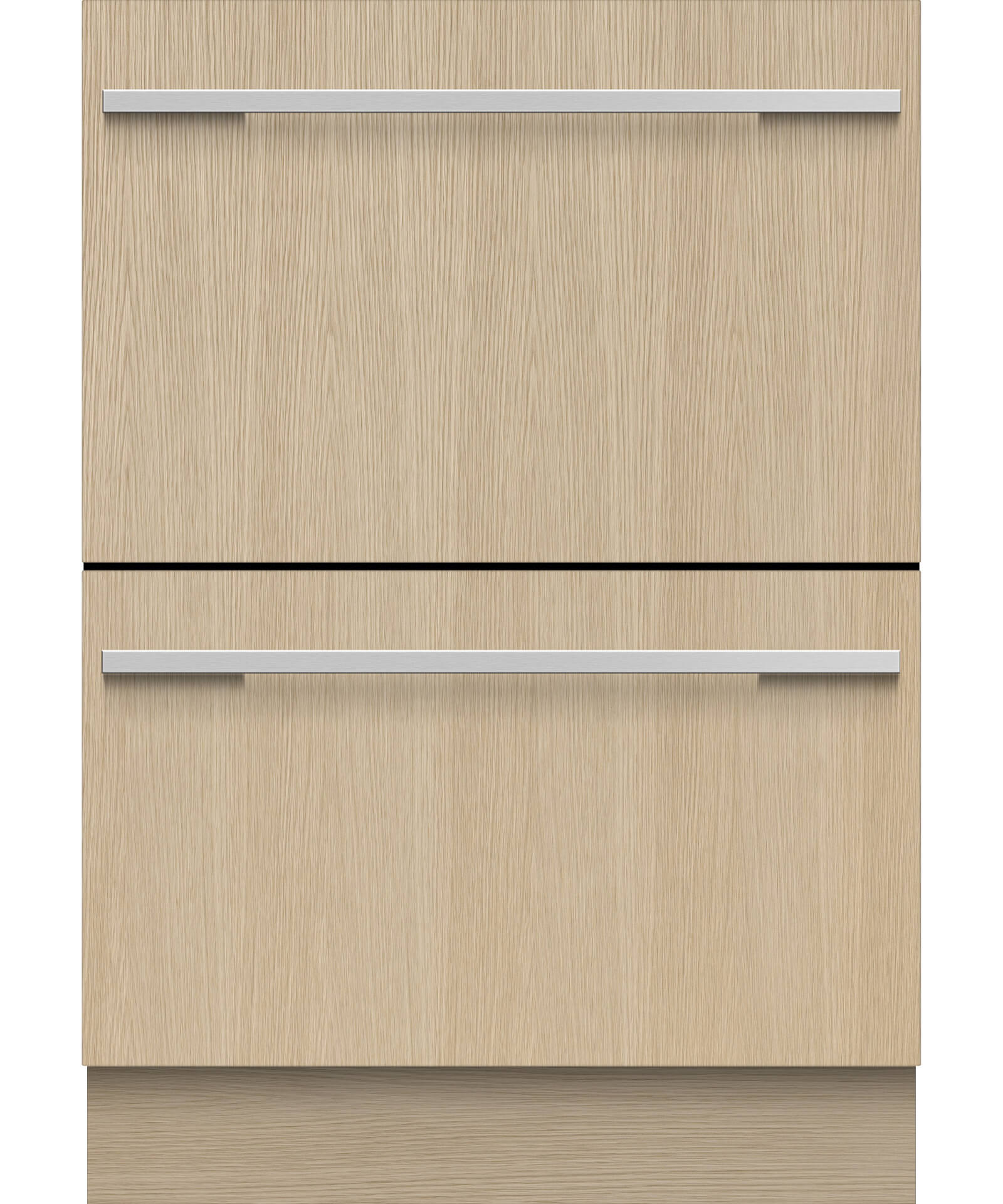 DD24DI9_N - Panel Ready Double DishDrawer™ Dishwasher incl Sanitize, Extra Dry and full flex racking - 81218