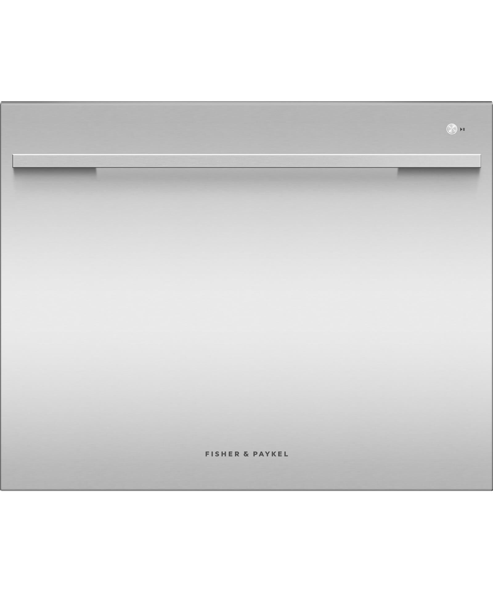 DD24SDFTX9_N - Tall Single DishDrawer™ Dishwasher incl Santize, Extra Dry and full flex racking - 81223