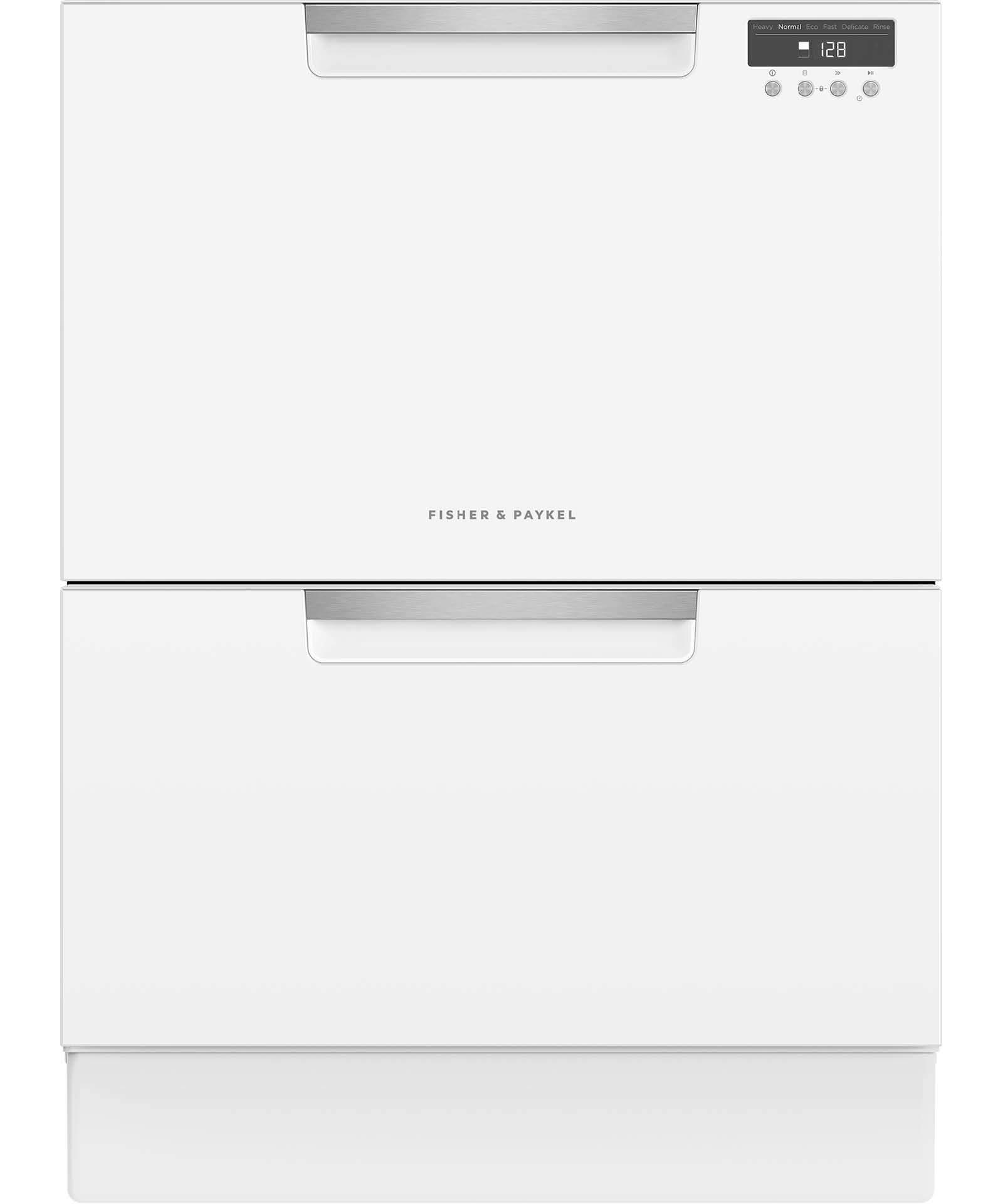 DD60DAHW9 - Double DishDrawer™ Dishwasher with water softener - 81608