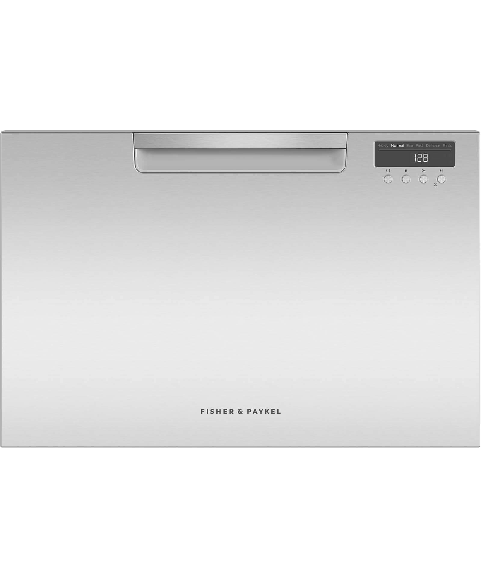 DD60SAHX9 - Single DishDrawer™ Dishwasher with water softener - 81614