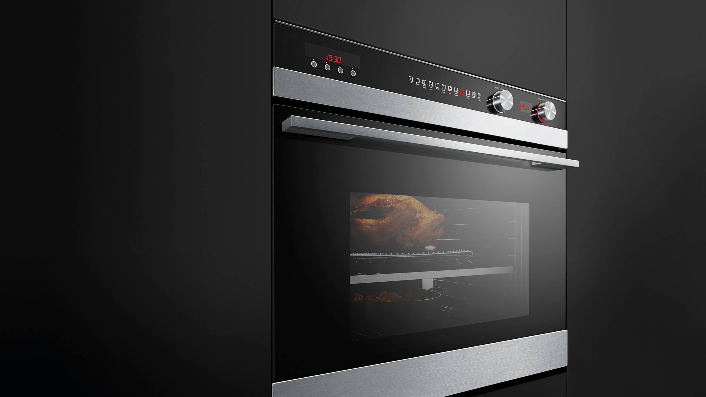 Premium kitchen appliances