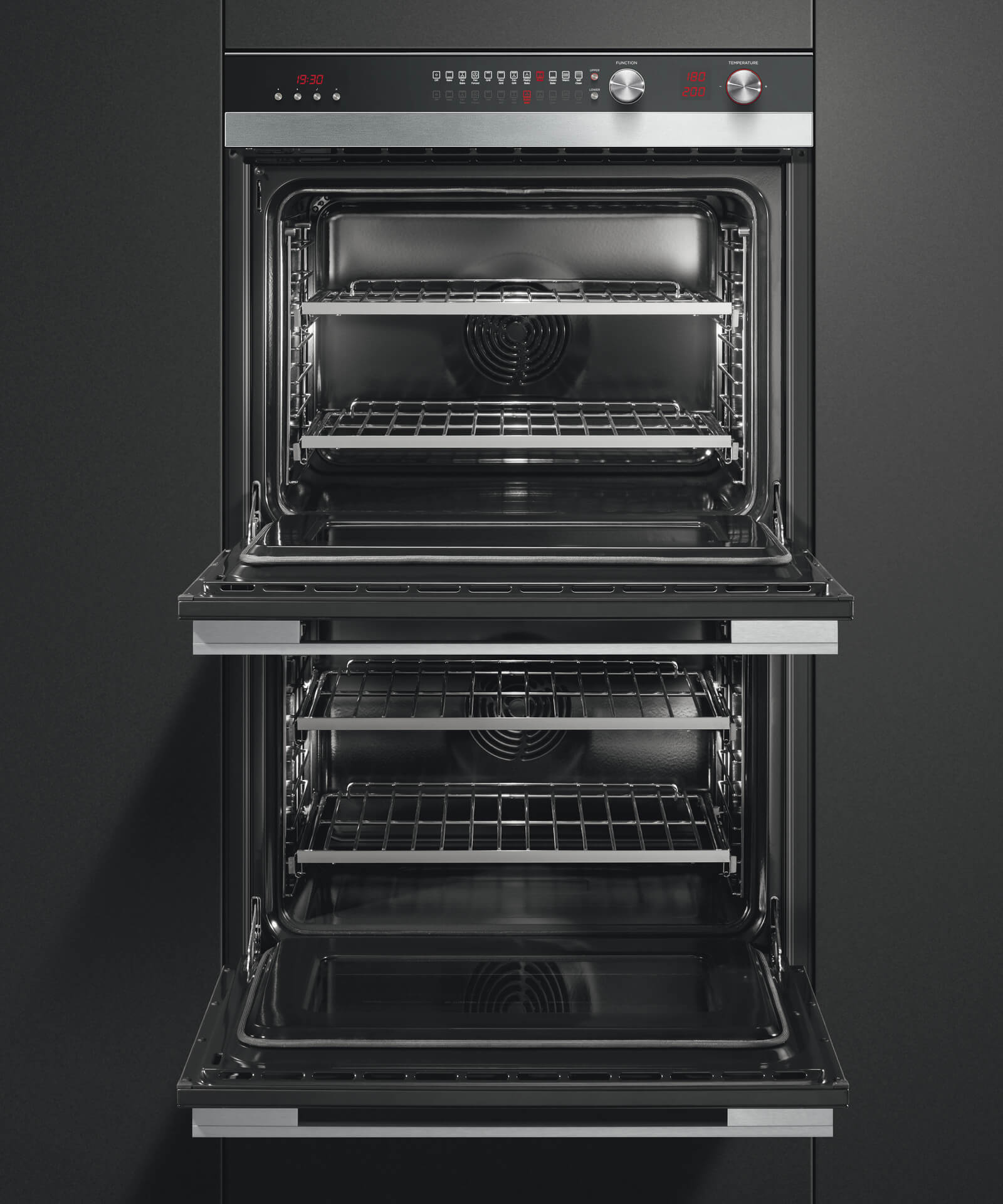 Ob76ddepx3 Fisher And Paykel Function Double Pyrolytic