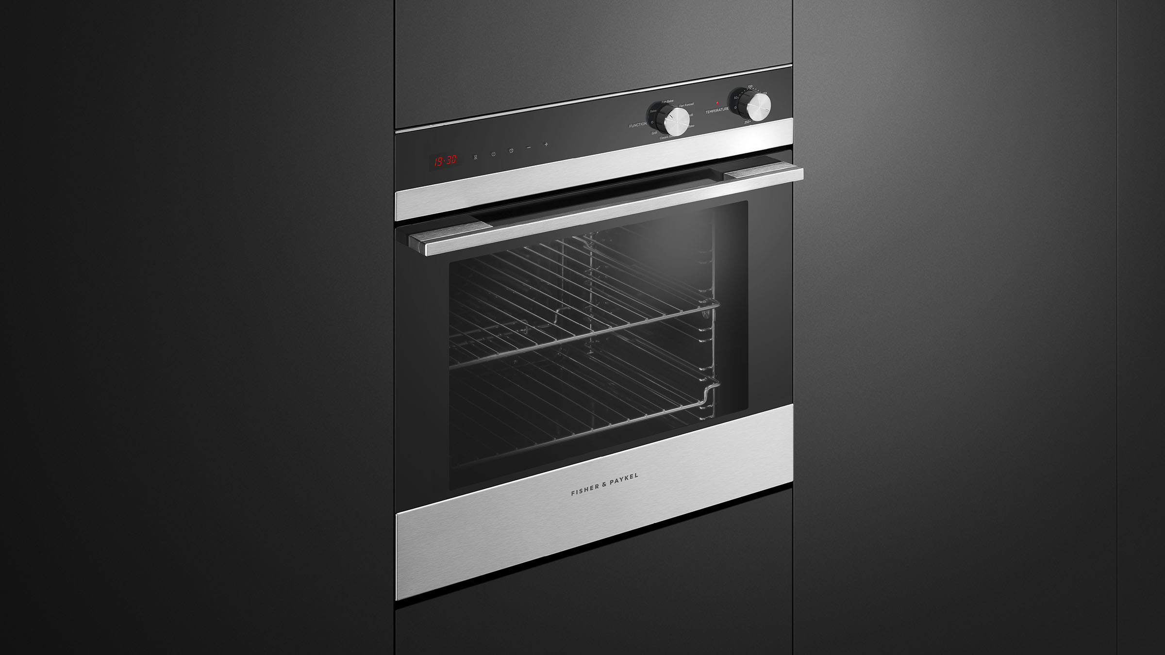 ob60sc7cex1 fisher and paykel function single built in oven rh fisherpaykel com  fisher paykel saffron oven instructions