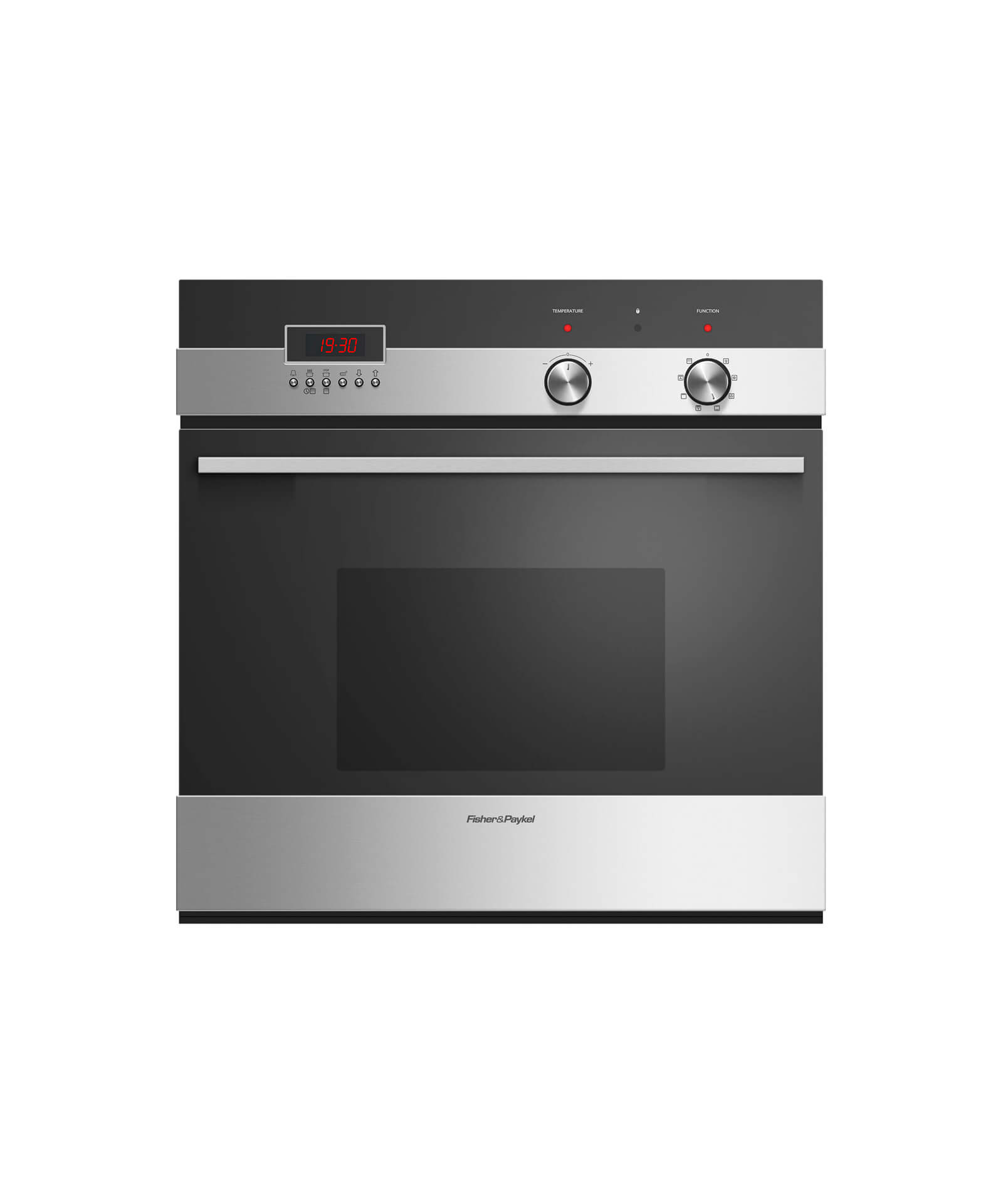 24&quote; Stainless Steel Single Built-in Oven