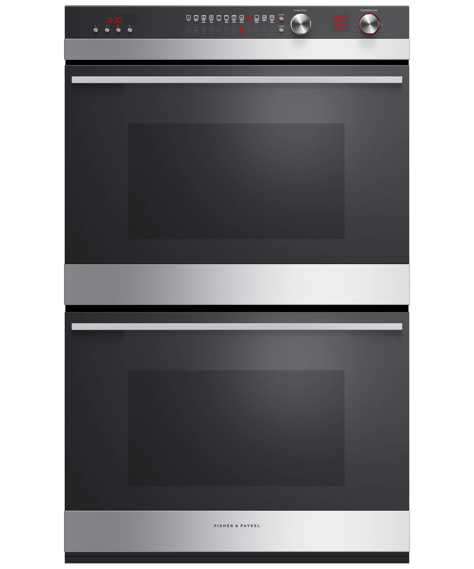 Fisher & Paykel 30&quote; 11 Function Double Built-in Oven