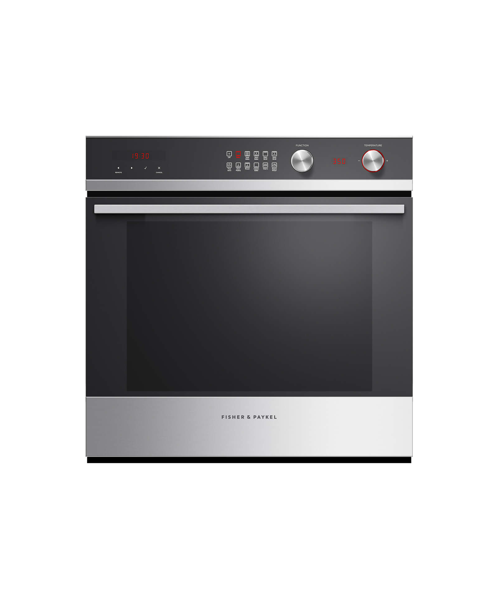 """Model: OB24SCDEX1   Fisher and Paykel Built-in Oven, 24"""", 3 cu ft, 11 Function"""