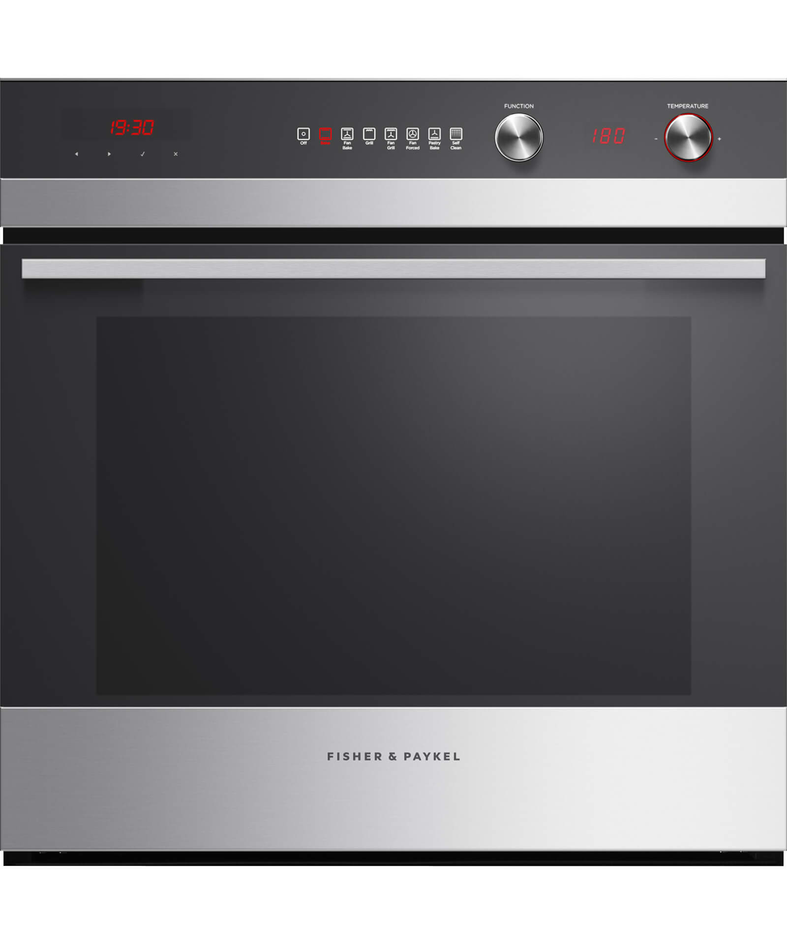 OB60SC7CEPX1 - 60cm 7 Function Pyrolytic Built-in Oven - 81532