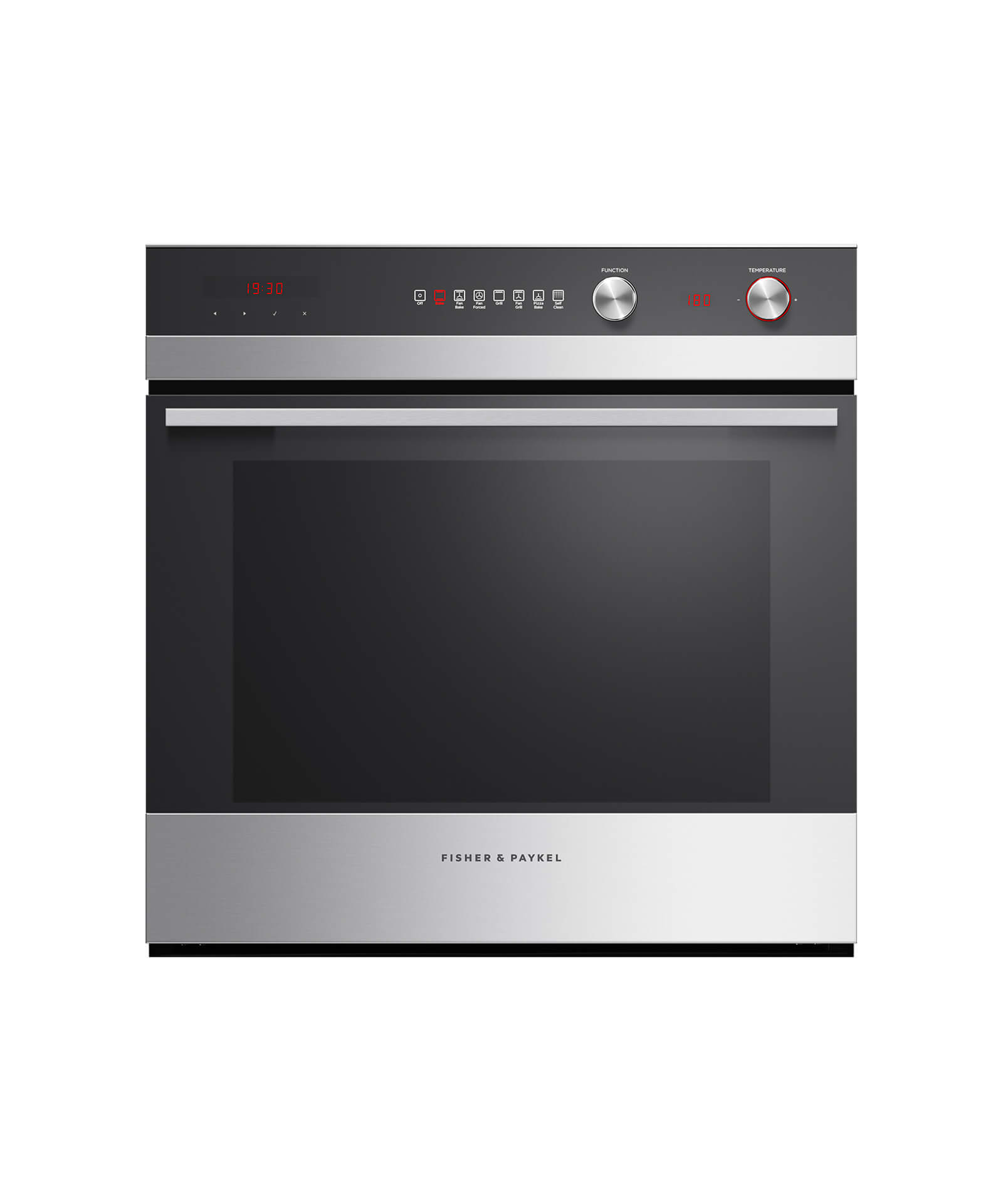 OB60SC7CEPX2 - 60cm 7 Function Pyrolytic Built-in Oven - 85L - 81741