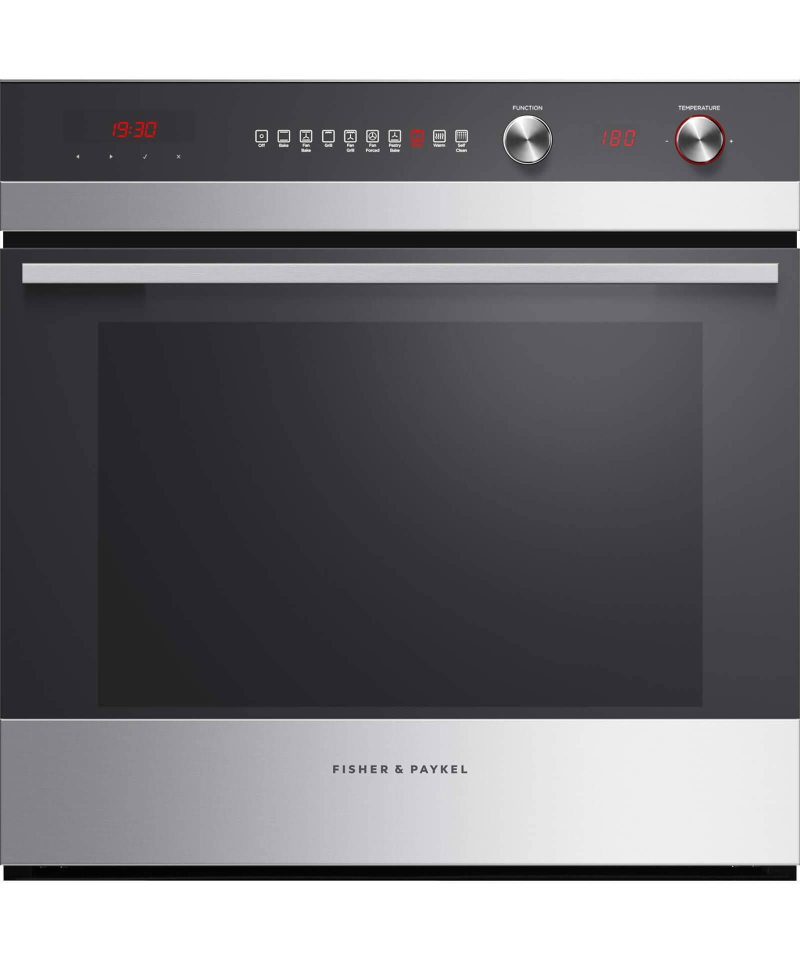 OB60SC9DEPX1 - 60cm 9 Function Pyrolytic Built-in Oven - 81528
