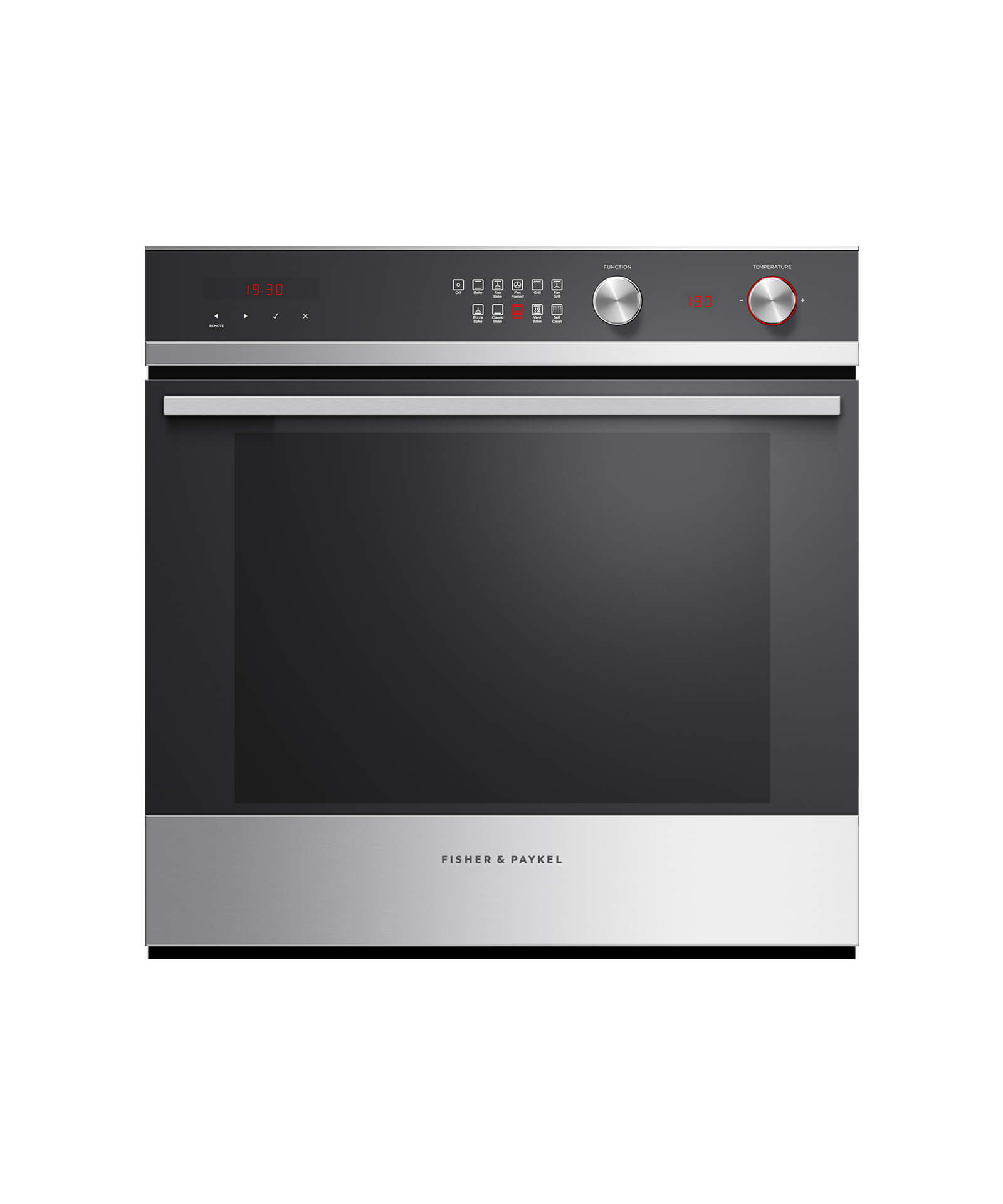 OB60SD10PX1 - 60cm 10 Function Built-in Oven - 85L Pyrolytic - 81750