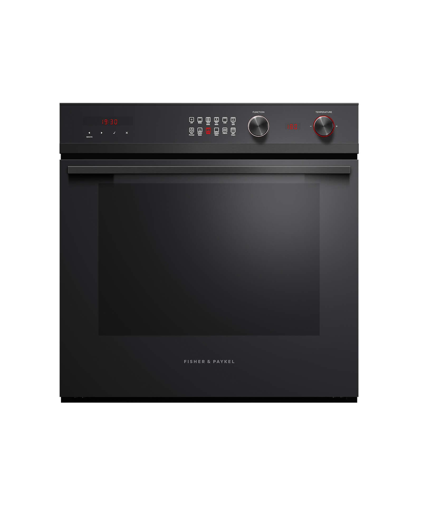 OB60SD11PB1 - 60cm 11 Function Built-in Oven - 85L Pyrolytic - 81751