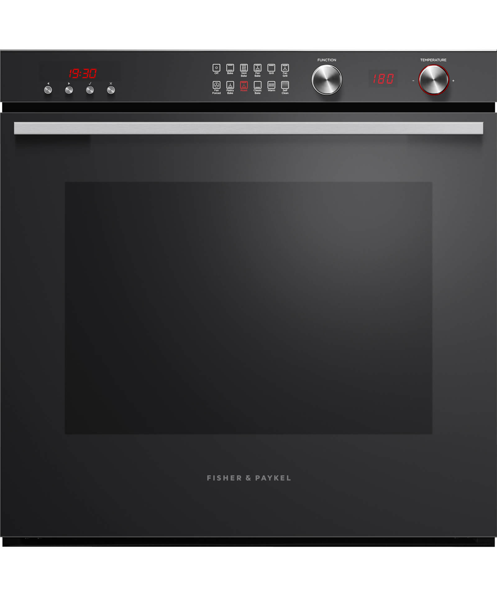 OB60SL11DEPB1 - 60cm 11 Function Pyrolytic Built-in Oven - 90L Gross Capacity - 81507
