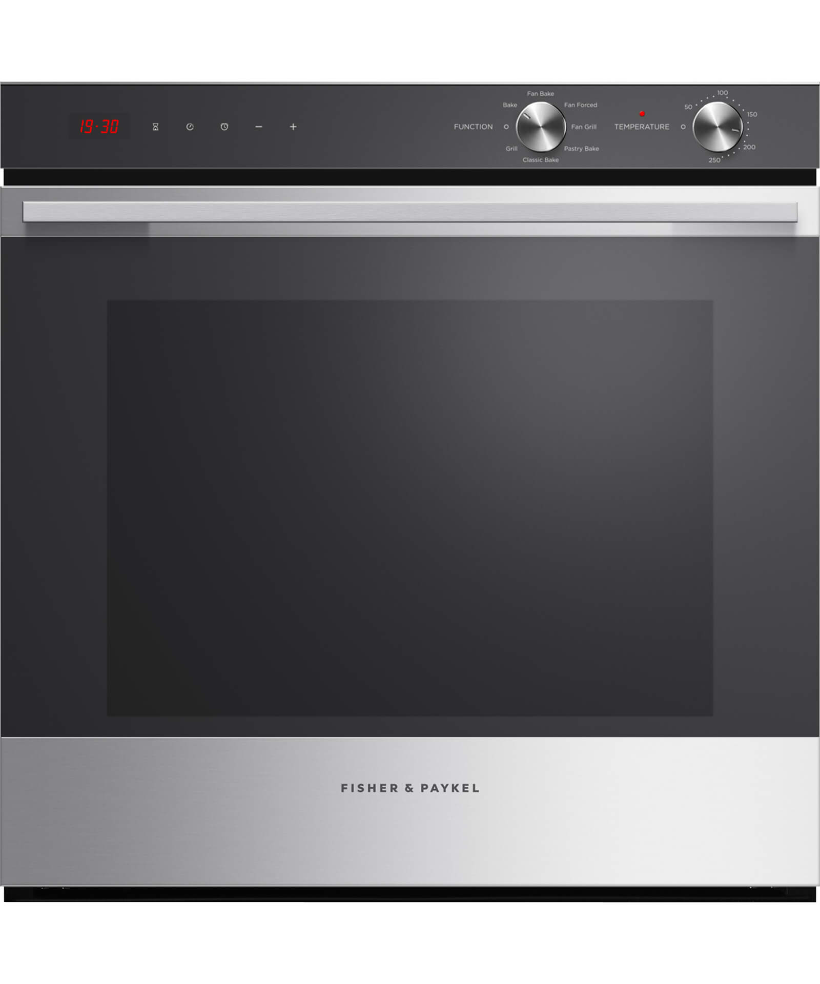 Ob60sl7dex1 Fisher And Paykel Function Single Built In Oven Wiring Instructions 60cm 7 90l Gross Capacity 81479