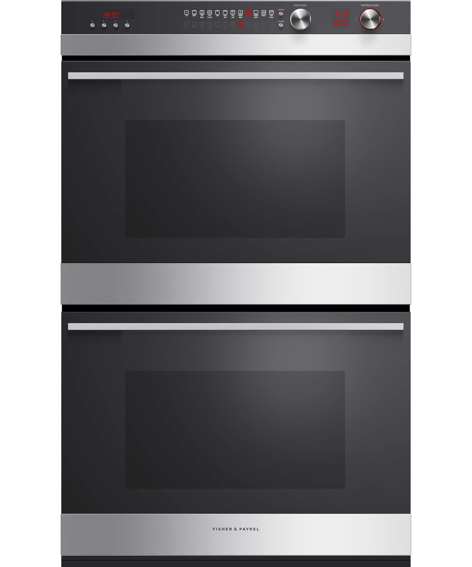 ob76ddepx3 fisher and paykel function double pyrolytic built in oven rh fisherpaykel com