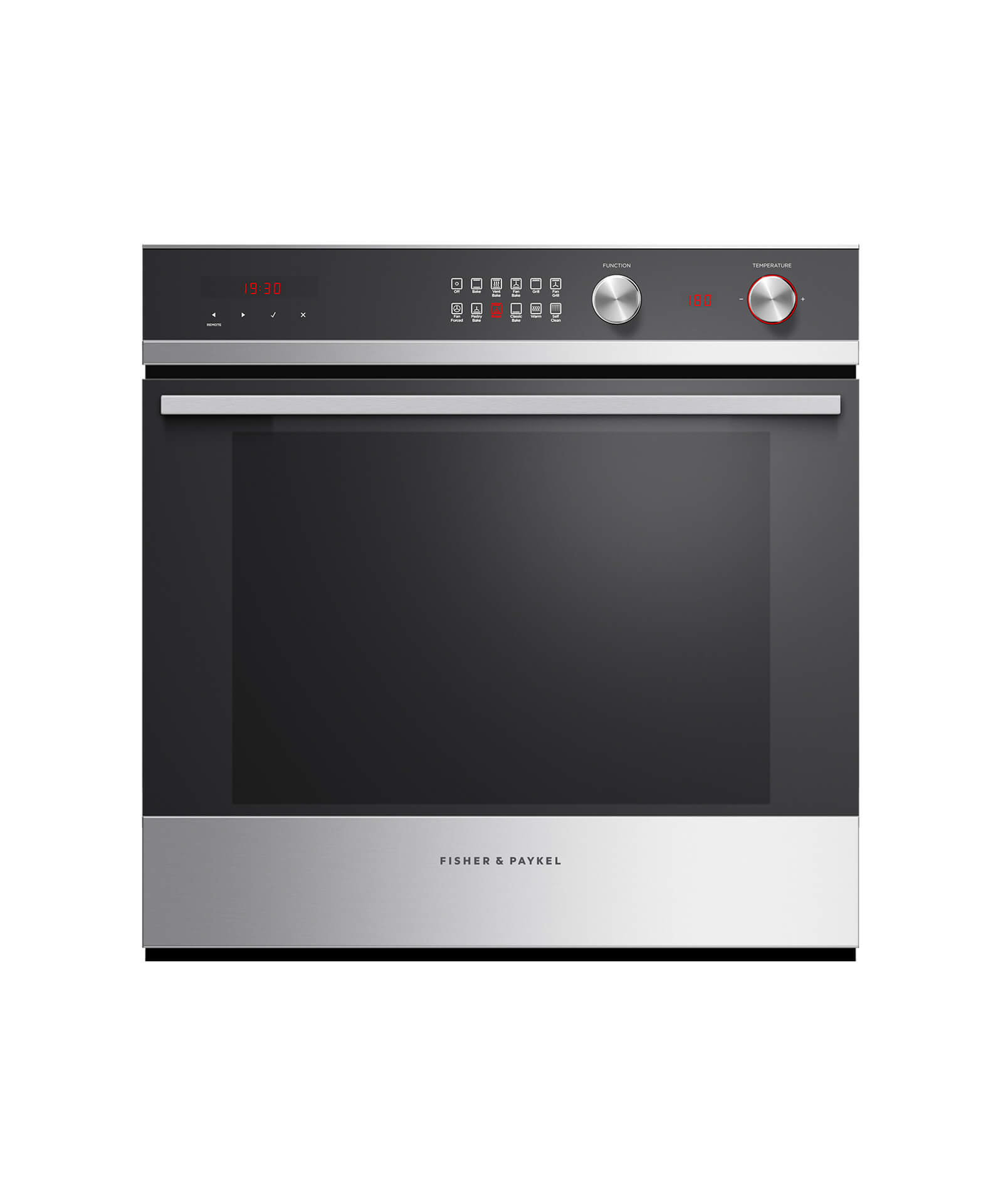 OB60SD11PX1 - 60cm 11 Function Built-in Oven - 85L Companion - 81572