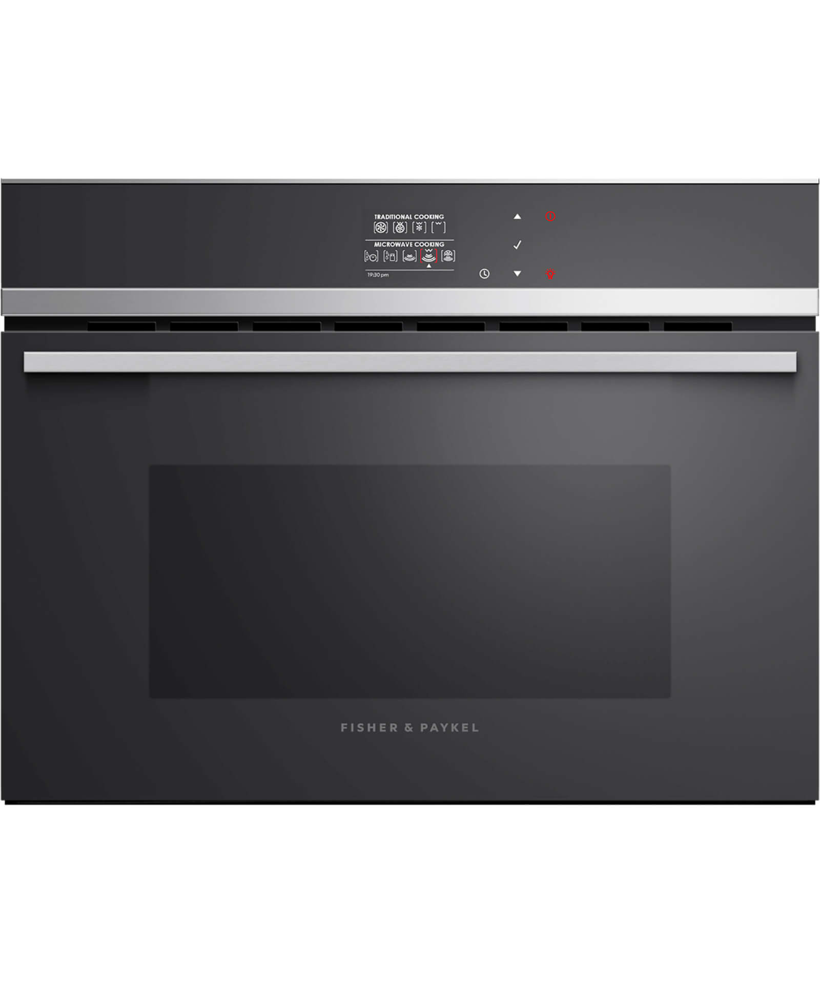 Om60ndb1 Built In Combination Microwave Oven 60cm Fisher