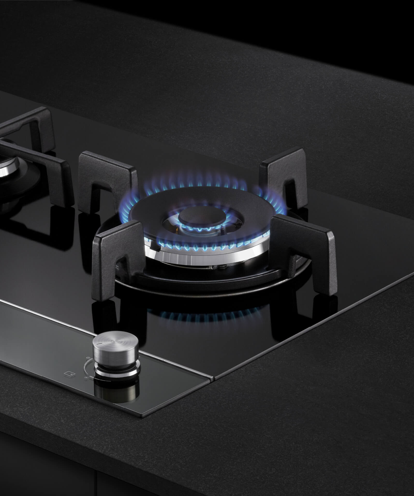 Cg903dlpgb1 Fisher And Paykel Gas On Glass Cooktop