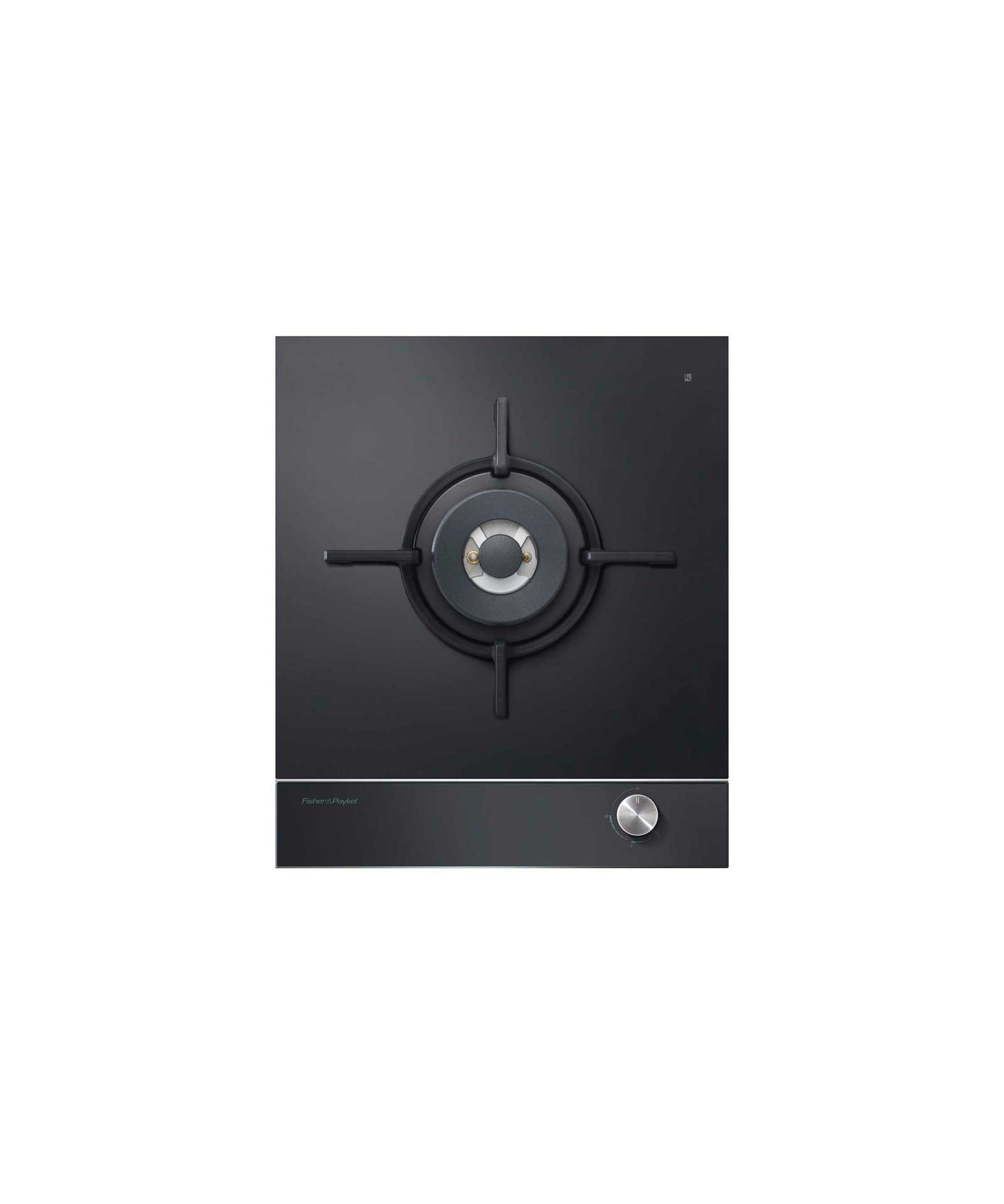 Fisher & Paykel 45cm Gas on Glass Cooktop