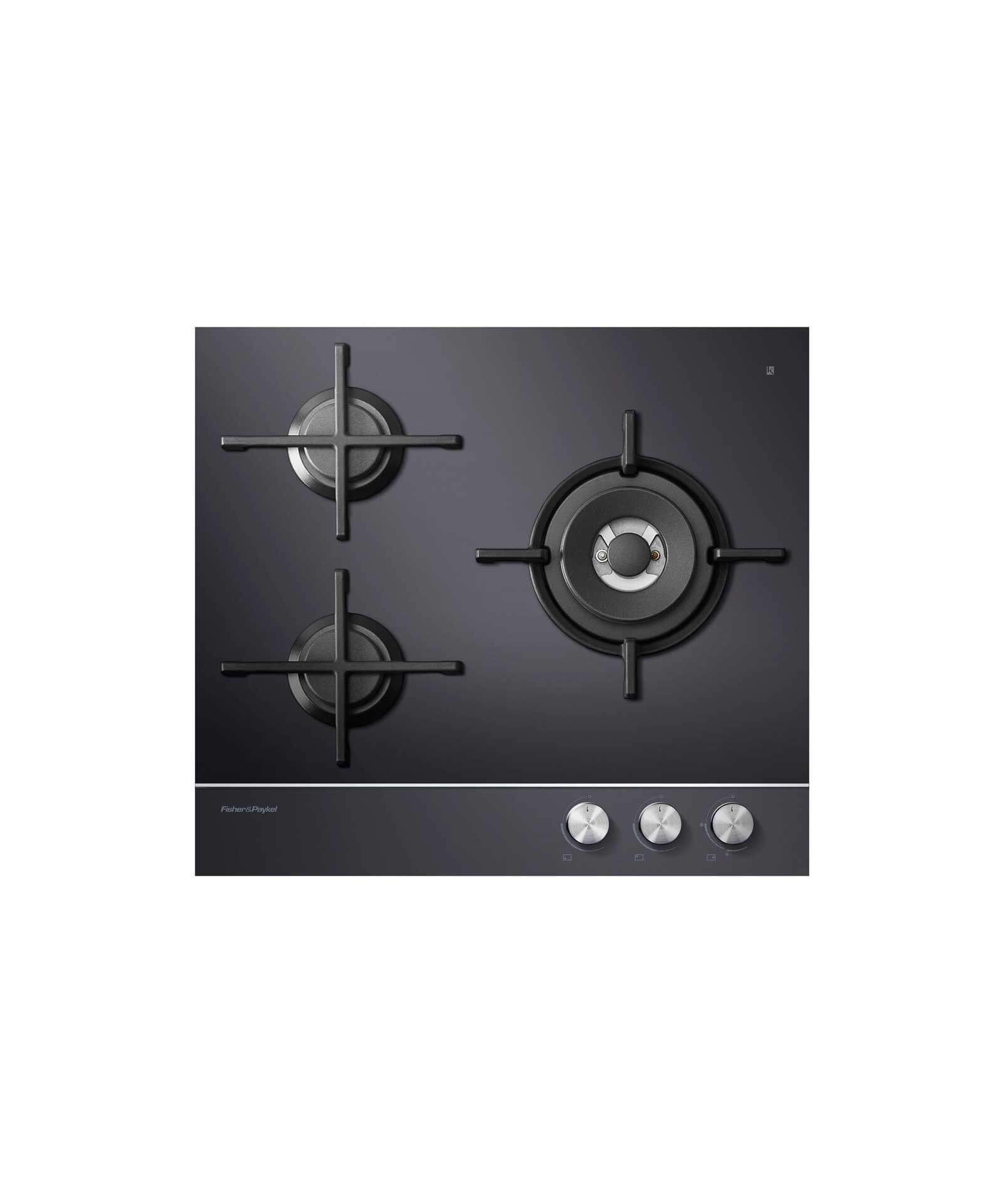 Fisher and Paykel Gas on Glass Cooktop