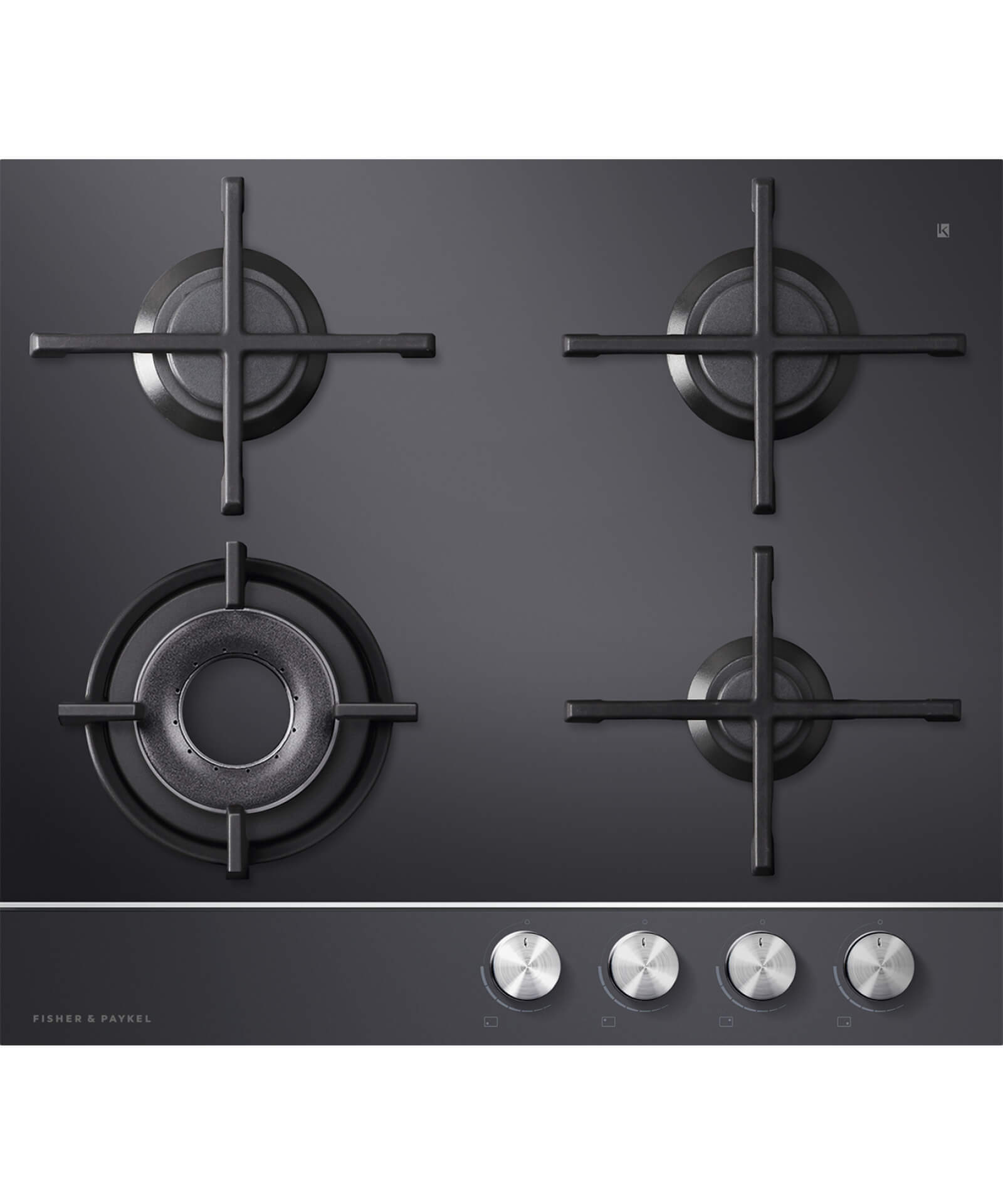 CG604DLPGB1 - 60cm Gas on Glass Cooktop - 81384