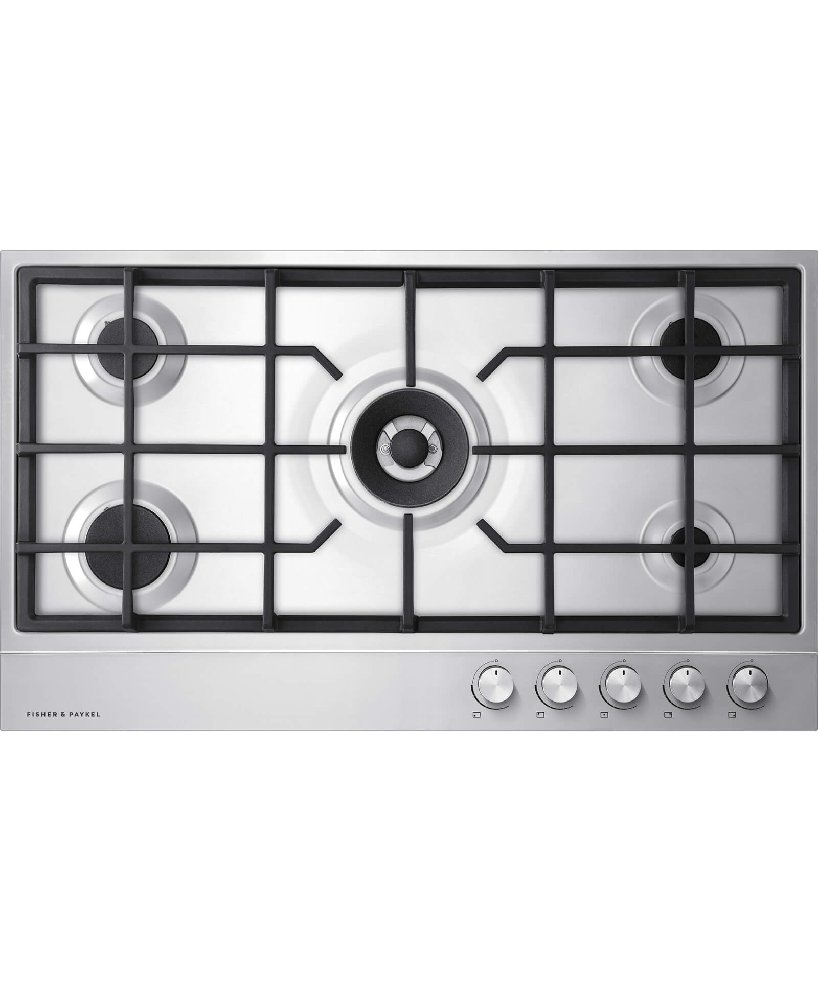 CG905DX1 - 90cm Gas on Steel Cooktop - 81444