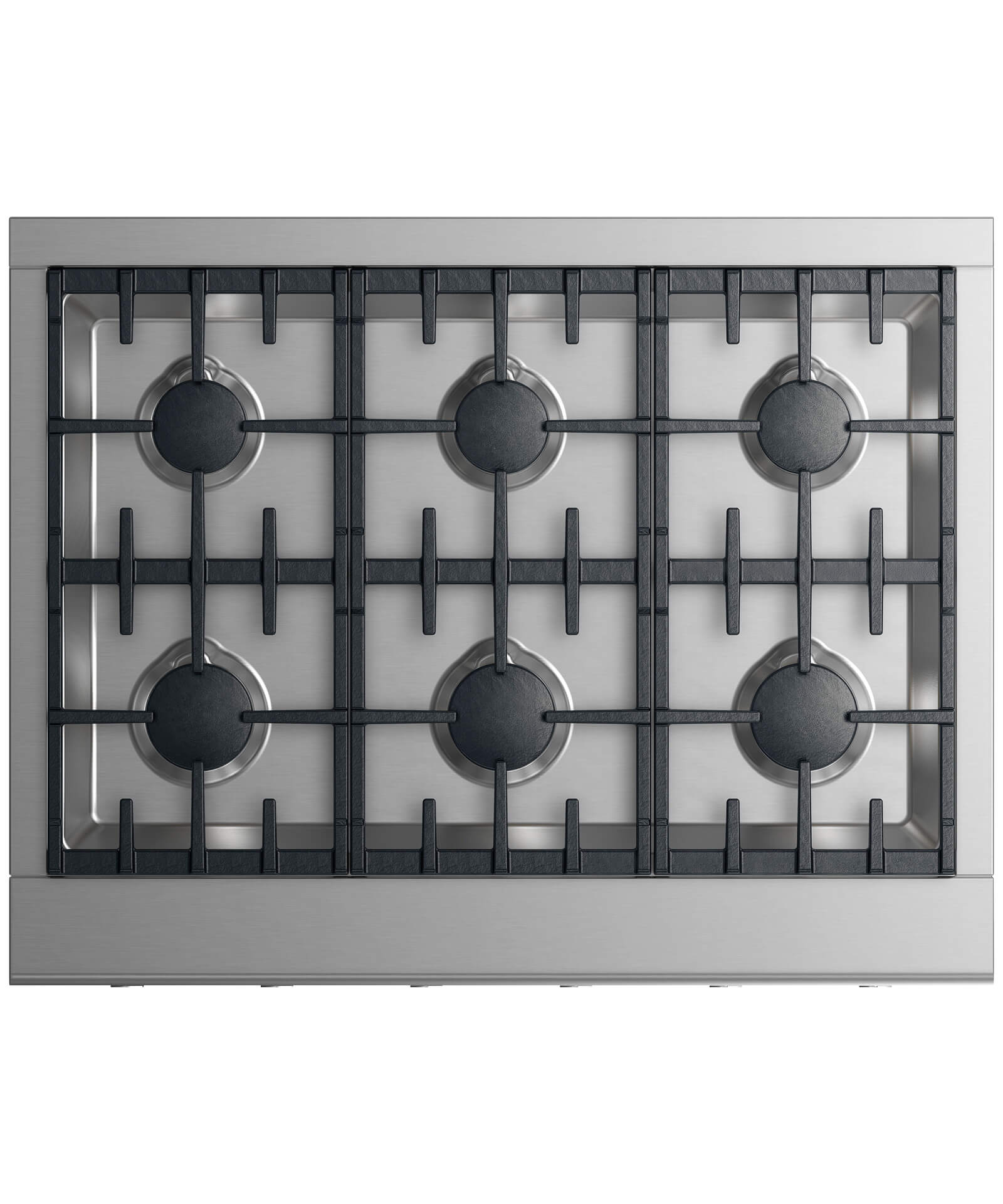 "CPV2-366-N_N - 36"" Professional Cooktop: 6 burners - 71388"