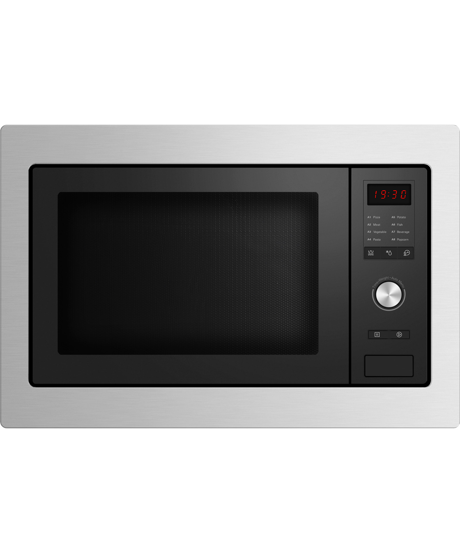 Om25blsx1 Built In Combination Microwave Oven 60cm
