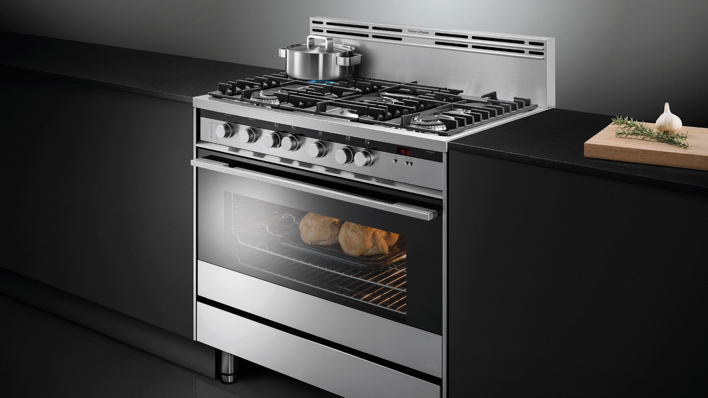 Cooking Appliances. Ranges