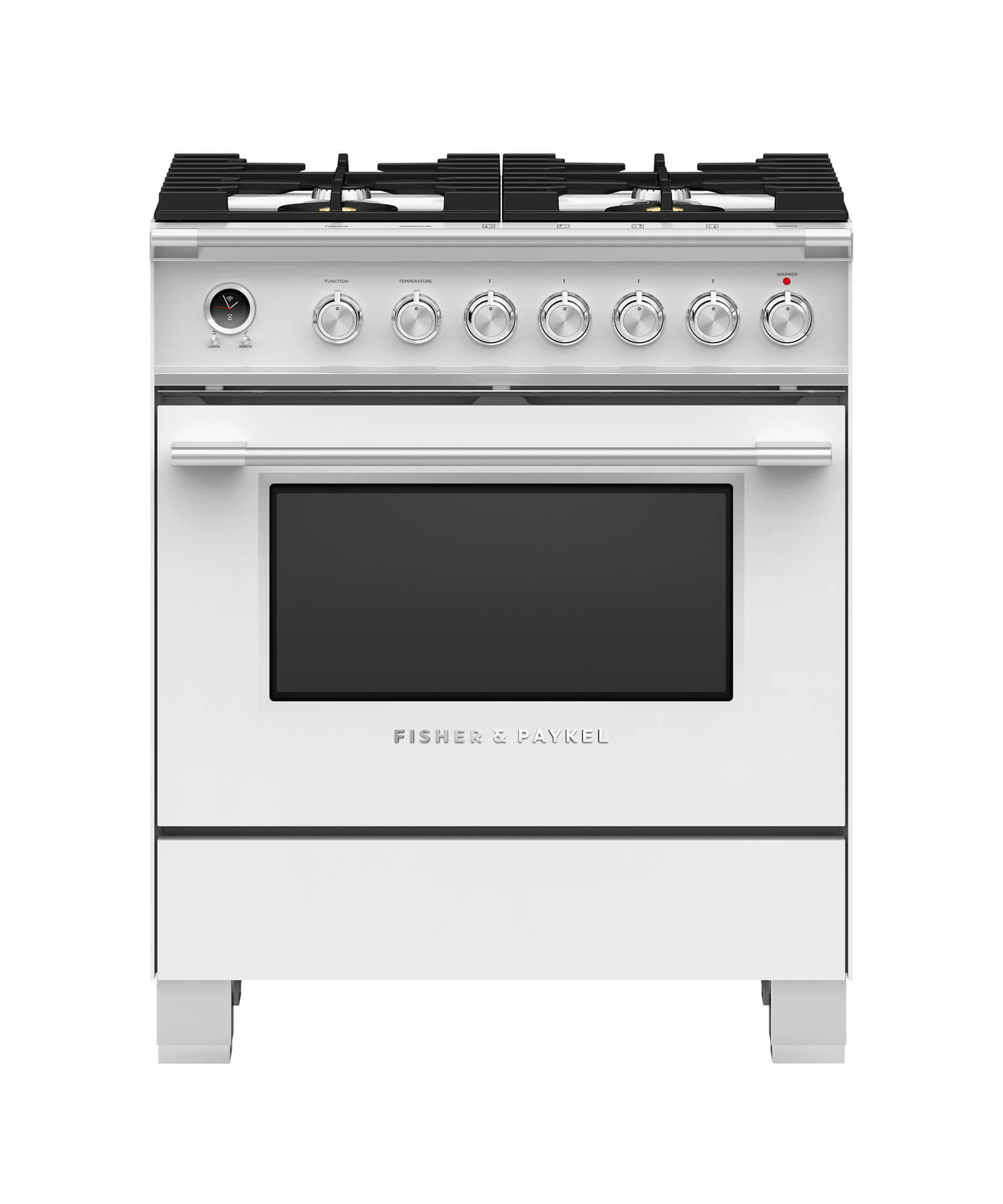 """Fisher and Paykel Dual Fuel Range, 30"""""""