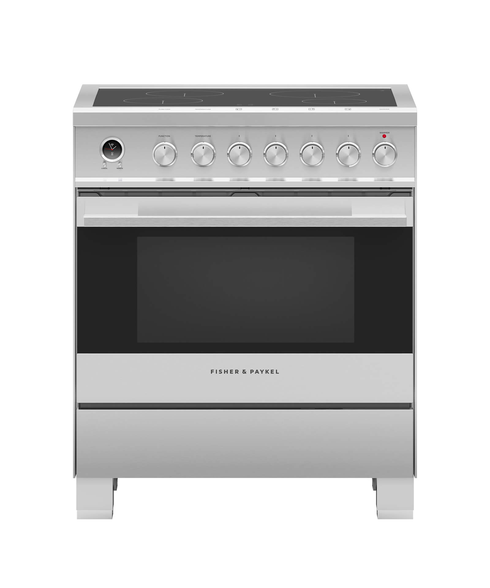Fisher and Paykel Induction Range 30""