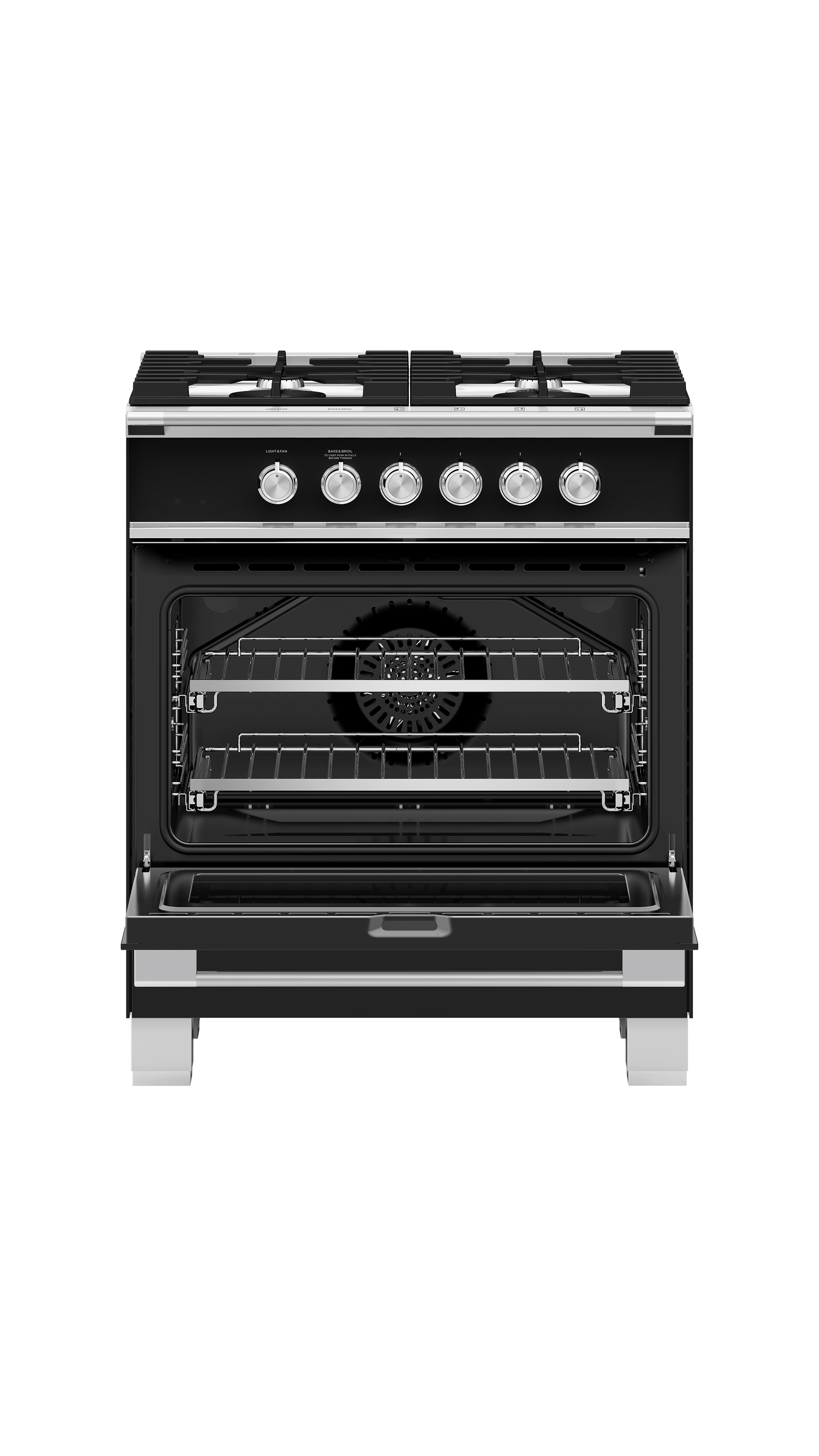 Model: OR30SCG4B1 | Gas Range 30""