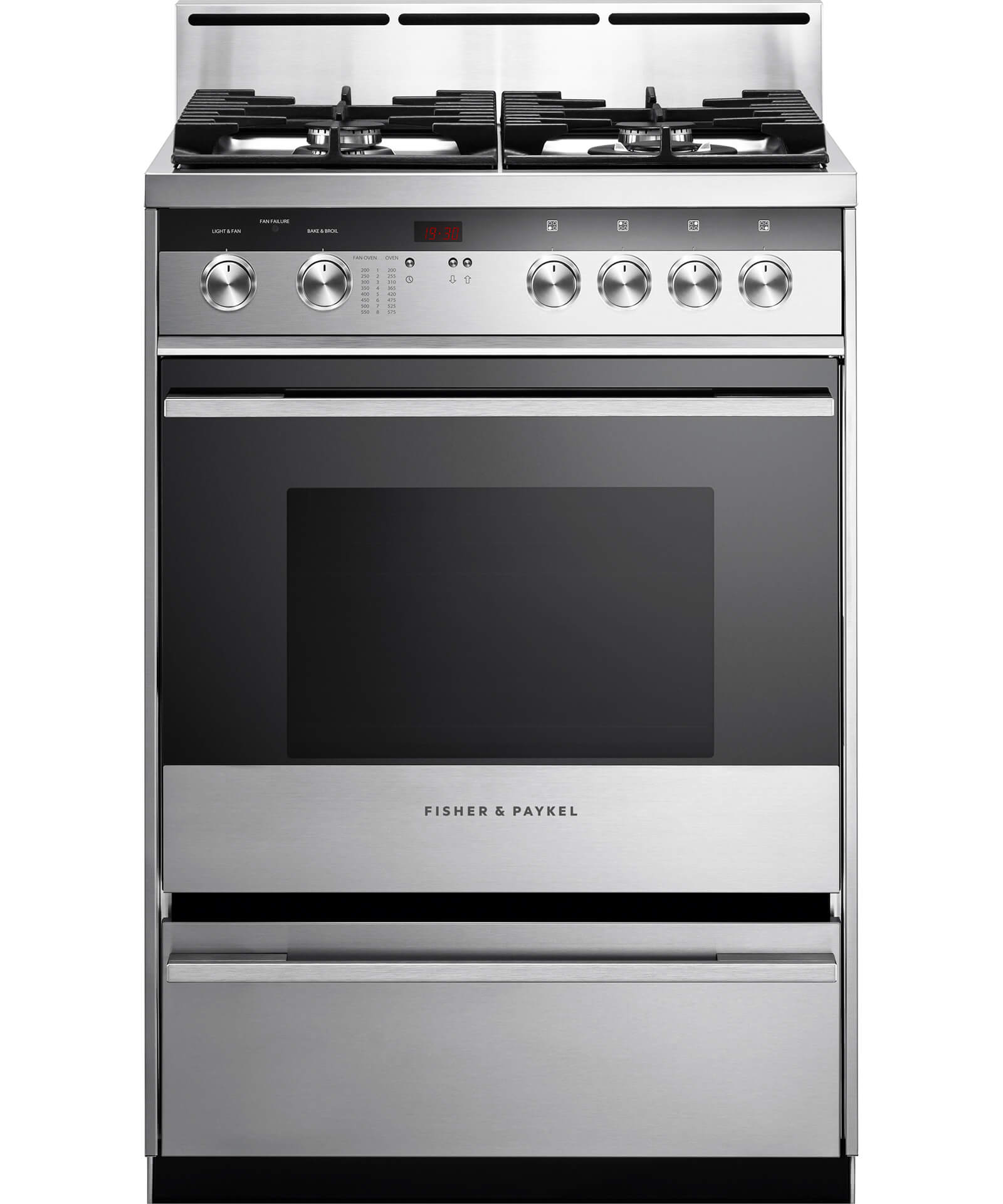 Or24sdmbgx2 N Fisher Paykel 24 Gas Range