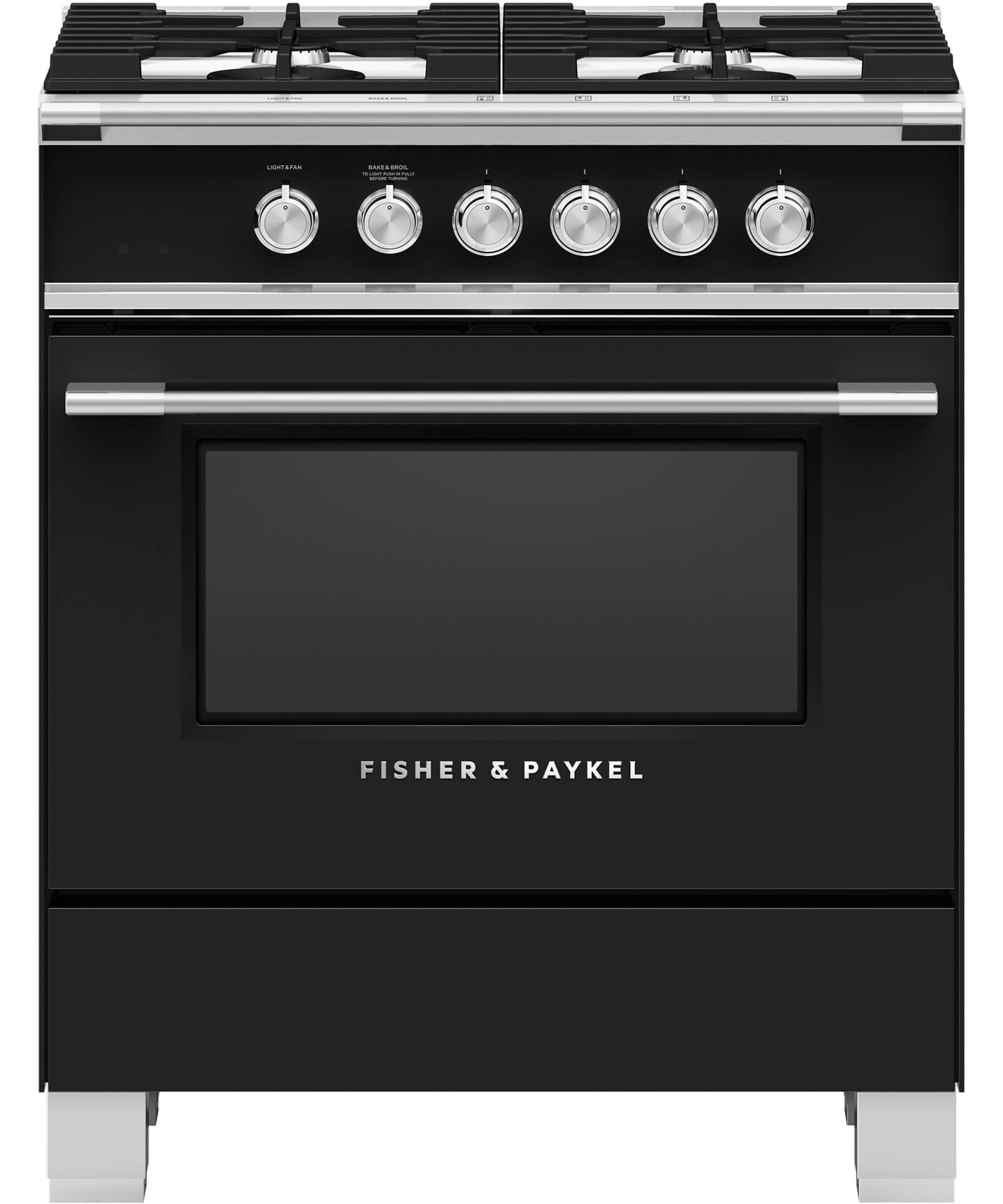 "OR30SCG4B1 - 30"" Gas Range - 81313"