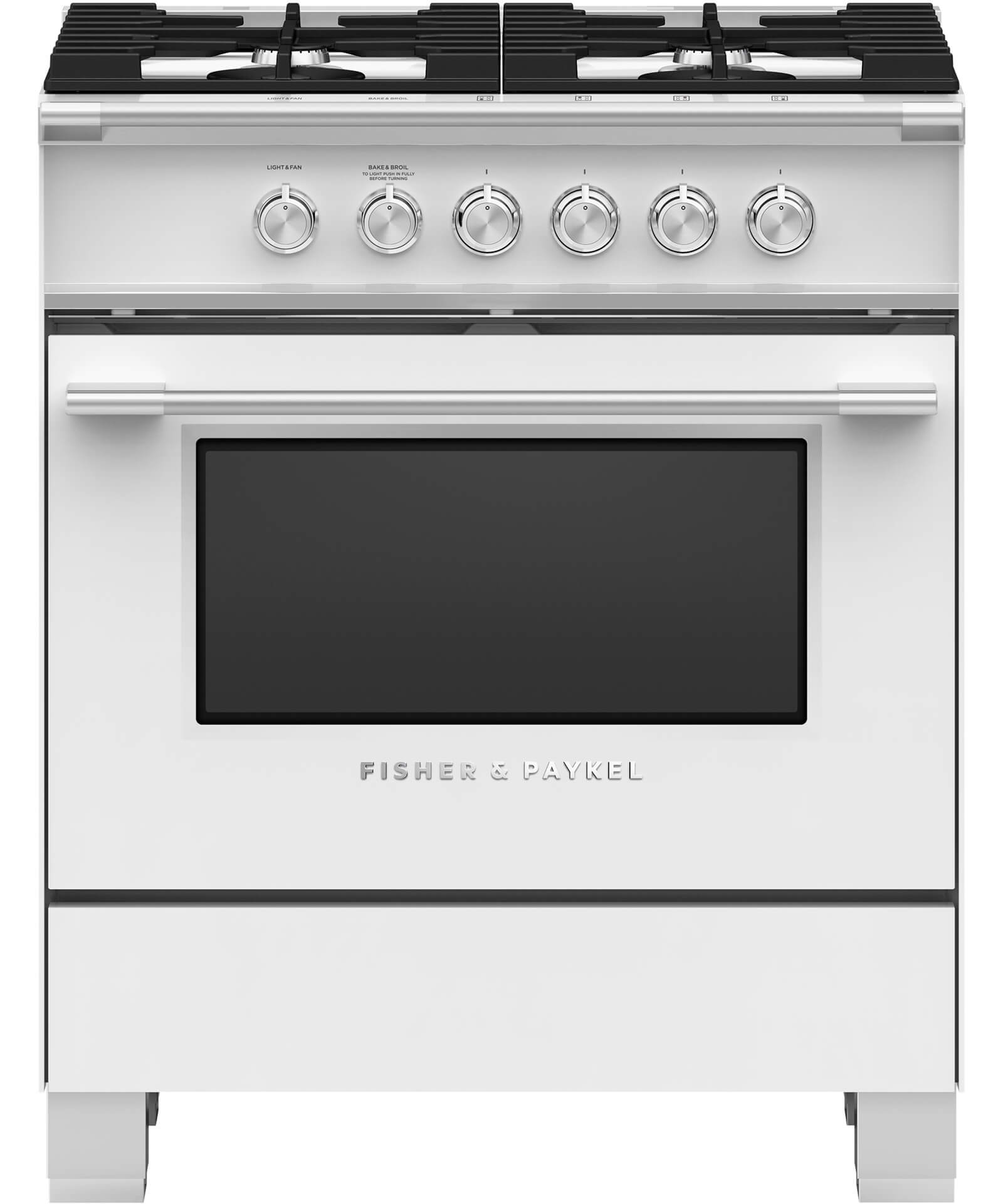 "OR30SCG4W1 - 30"" Gas Range - 81314"