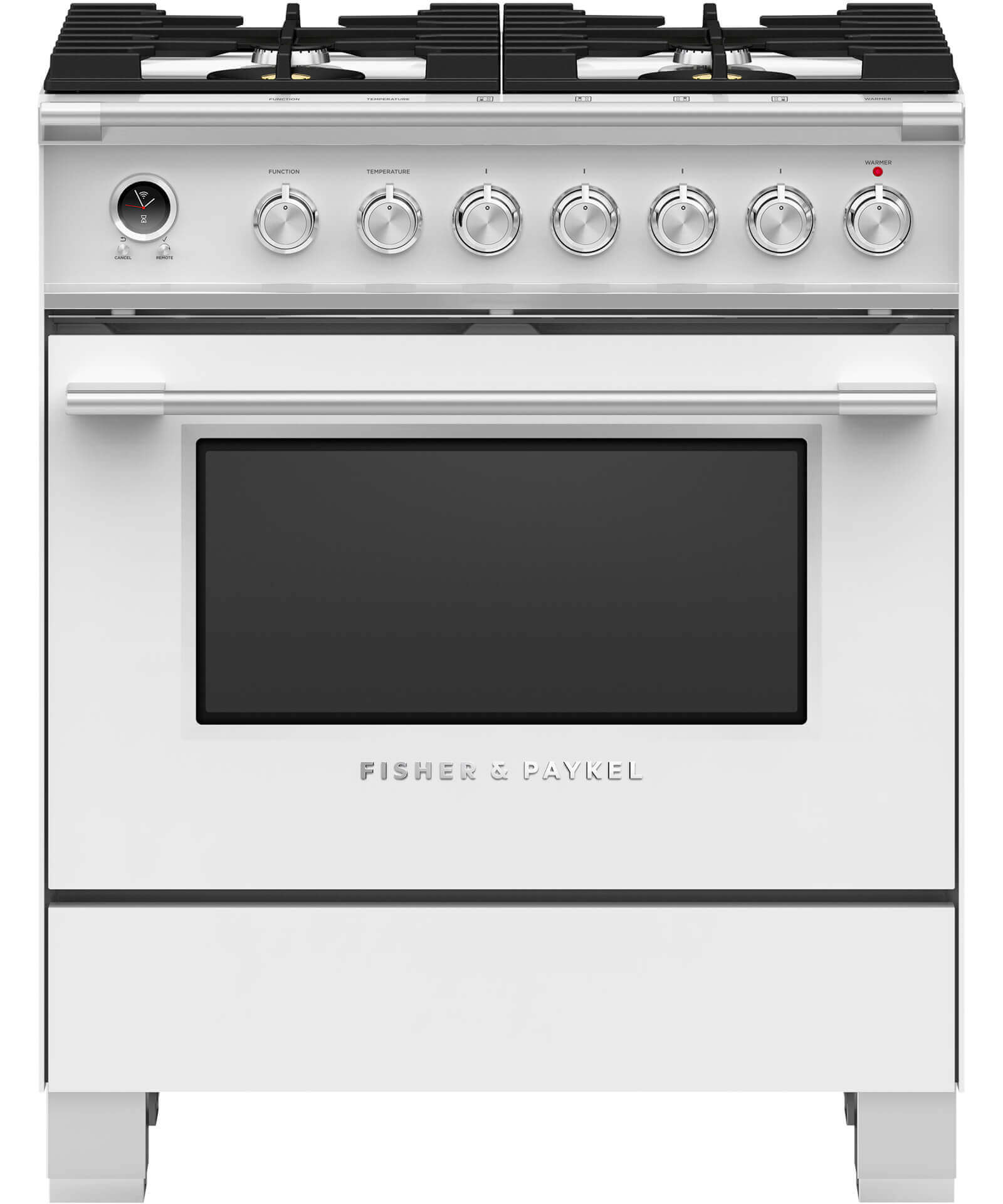 Or30scg6w1 Freestanding Dual Fuel Range 30 Fisher Paykel Us