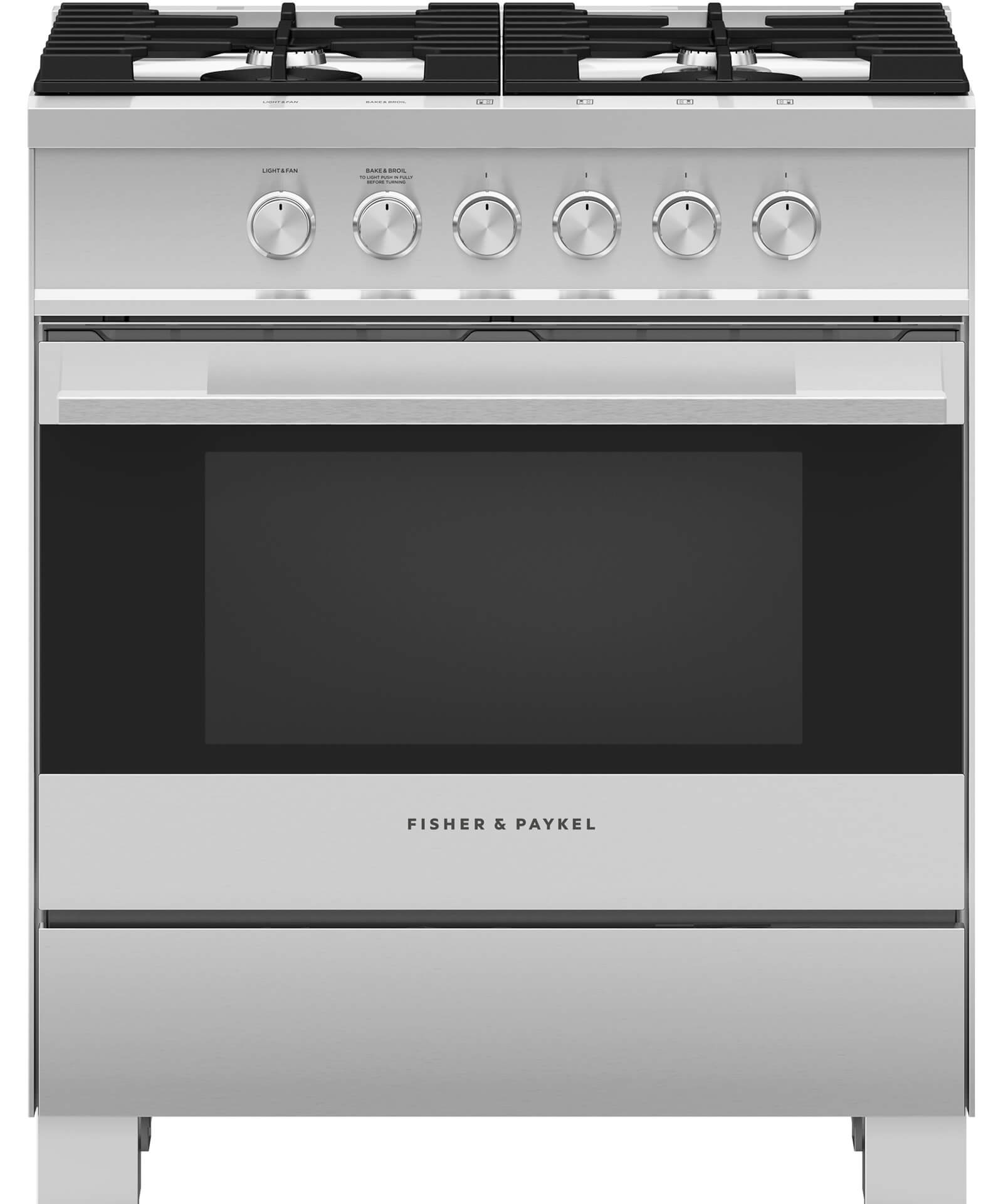 "OR30SDG4X1 - 30"" Gas Range - 81311"