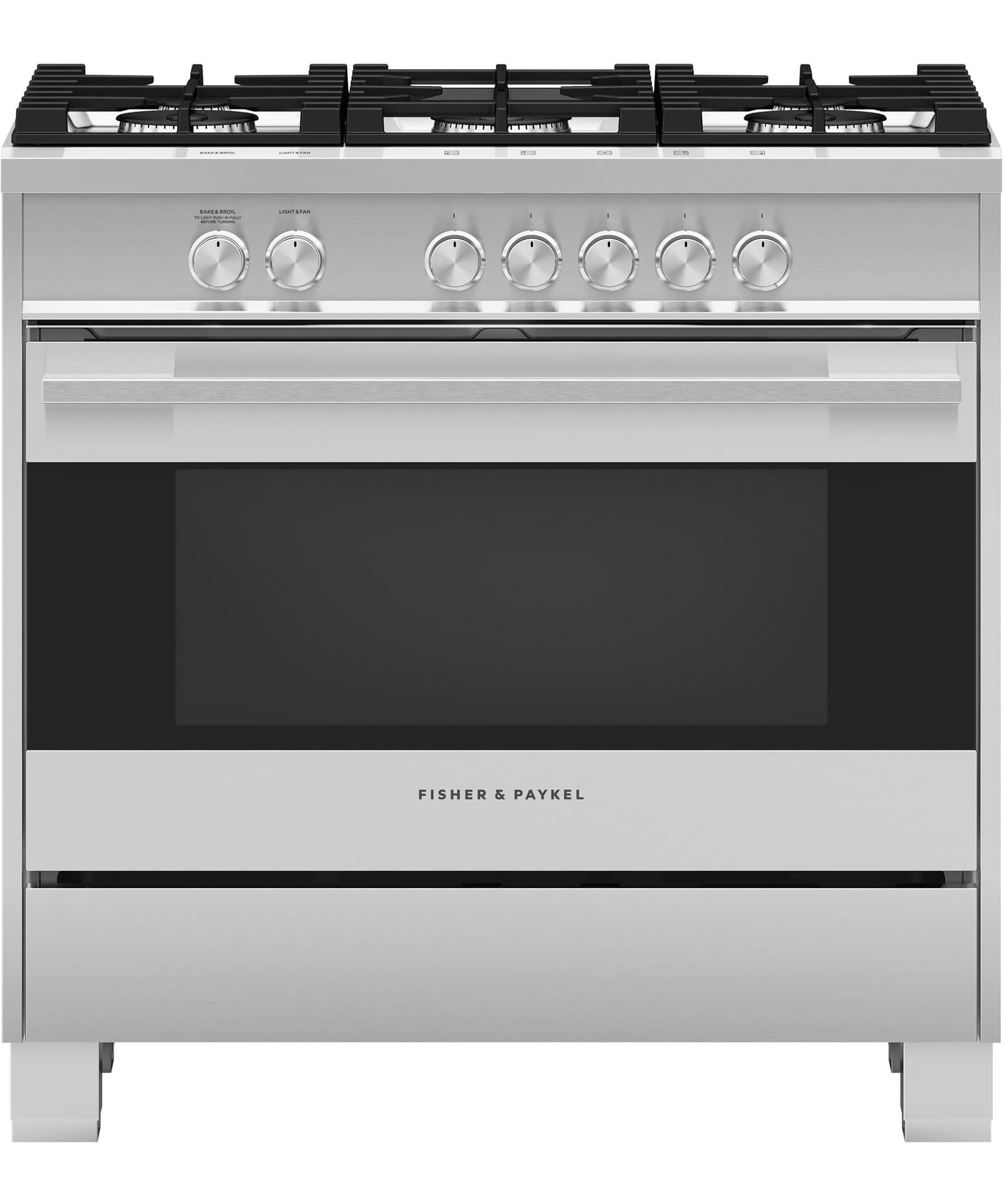 "OR36SDG4X1 - 36"" Gas Range - 81300"