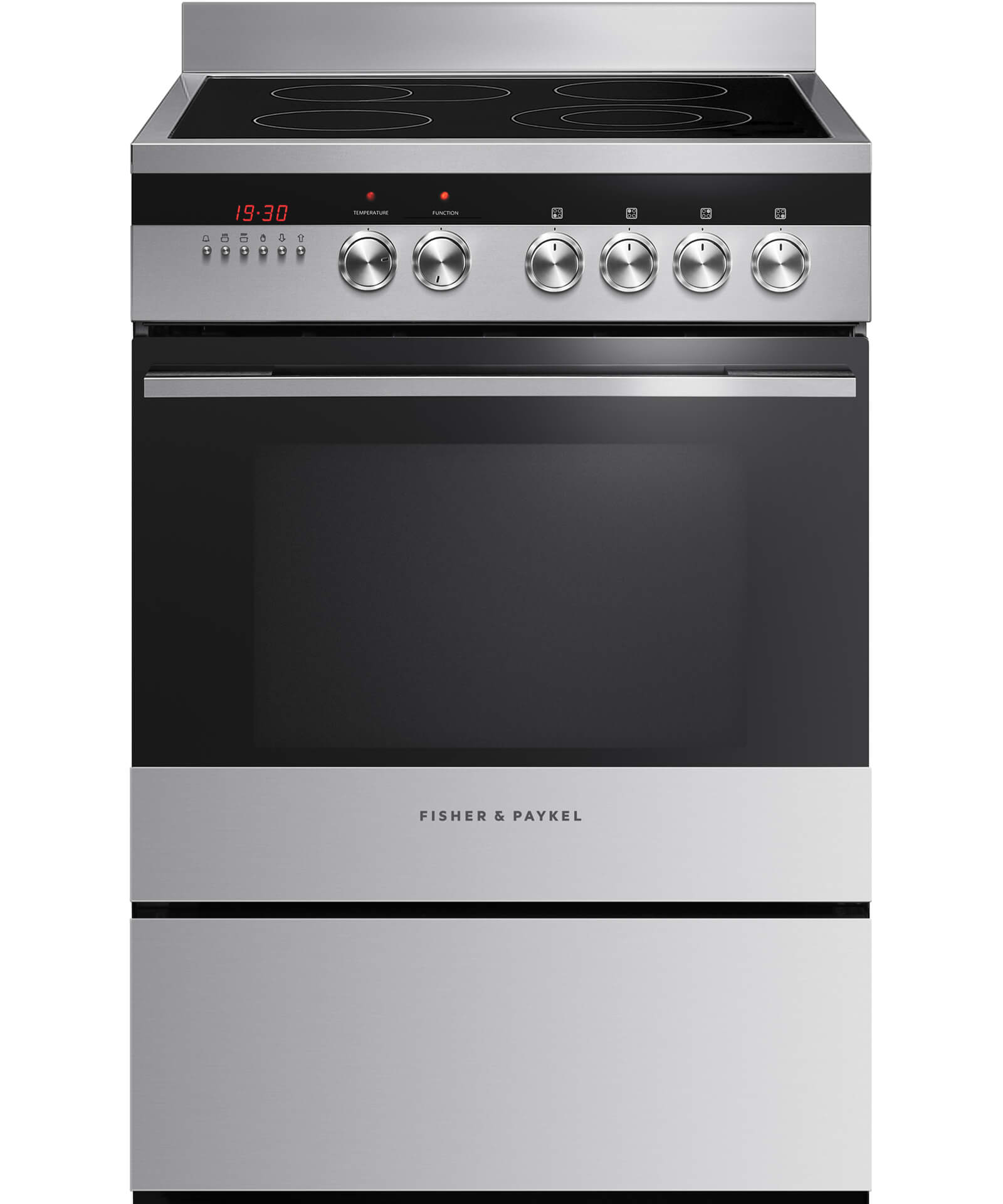 OR60SDBSX2 - 60cm Freestanding Cooker - 81551