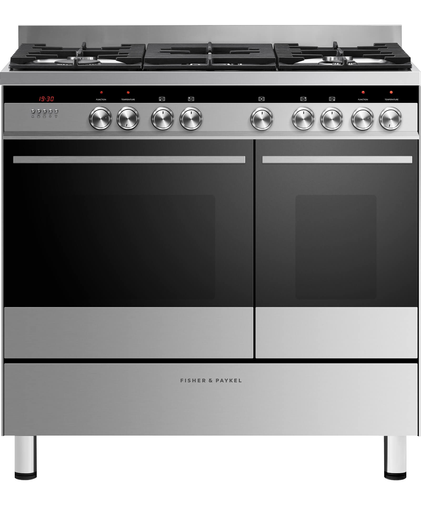 OR90L7DBGFX1 - 90cm Freestanding Dual Fuel Cooker - 81563