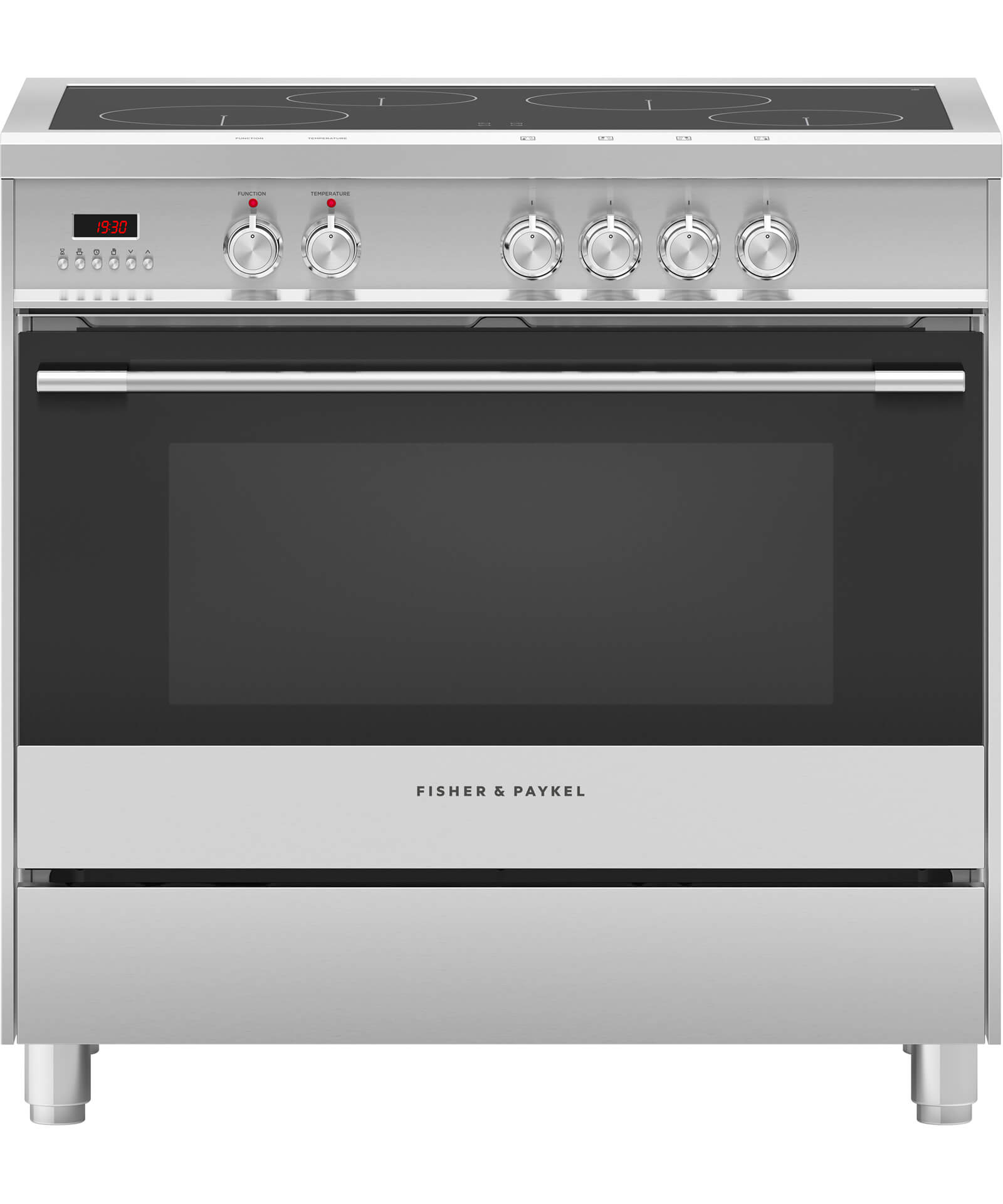 OR90SCI1X1 - 90cm Freestanding Induction Range Cooker - Series 1 - 81679