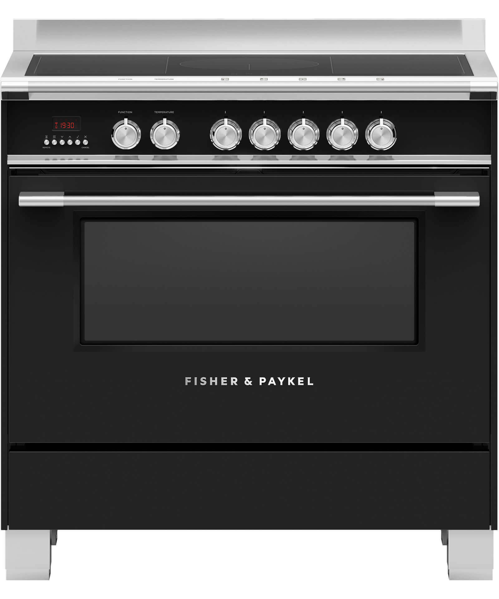 OR90SCI4B1 - 90cm Freestanding Induction Range Cooker - Series 4 - 81272