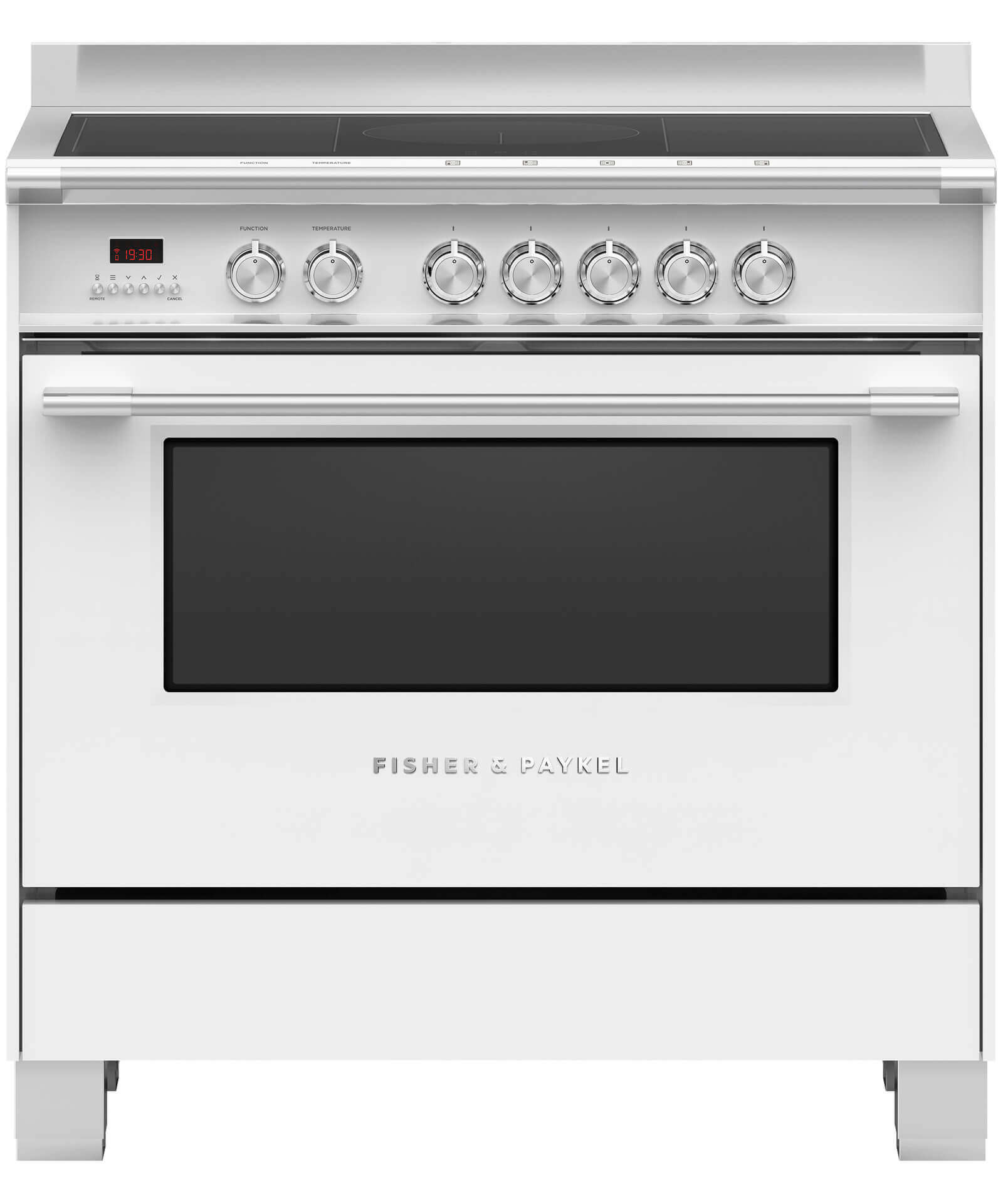 OR90SCI4W1 - 90cm Freestanding Induction Range Cooker - Series 4 - 81273
