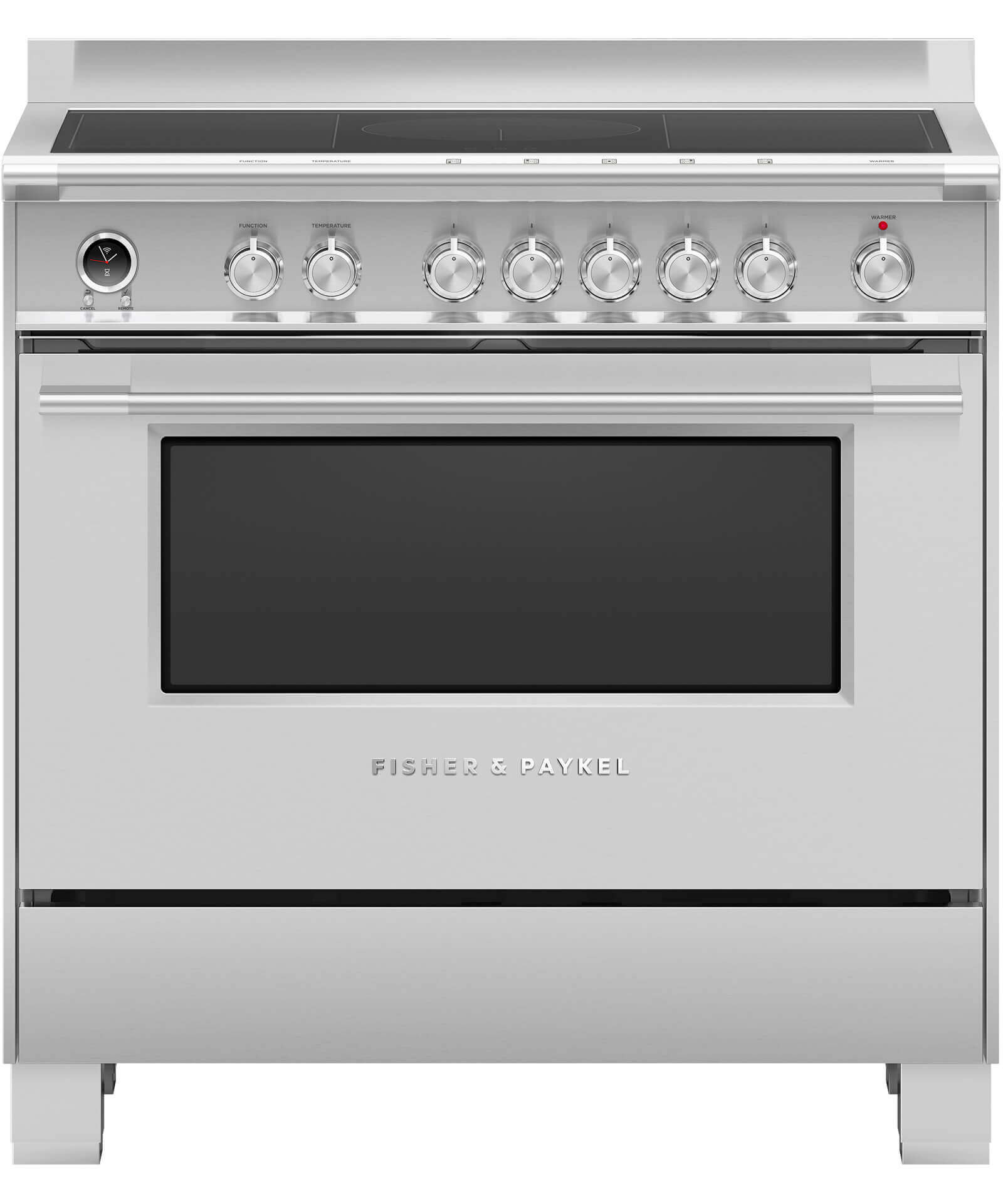 Or90sci6x1 90cm Freestanding Induction Range Cooker Series 6 81280