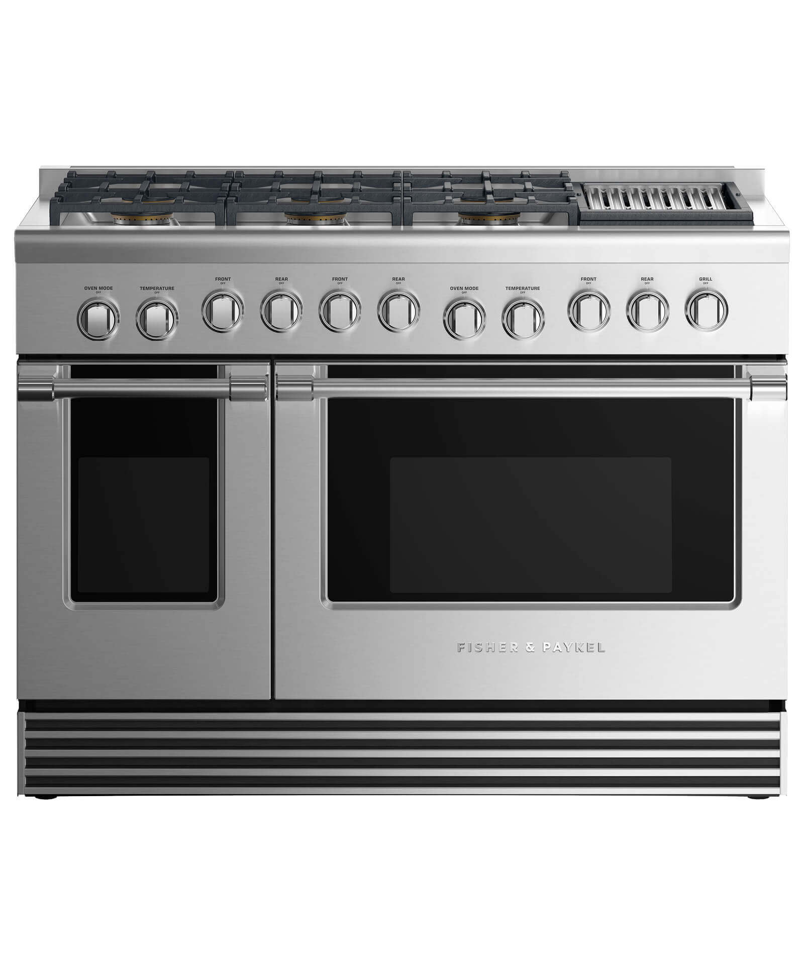 Rdv2 486gl L N 48 Dual Fuel Range 6 Burners With Grill
