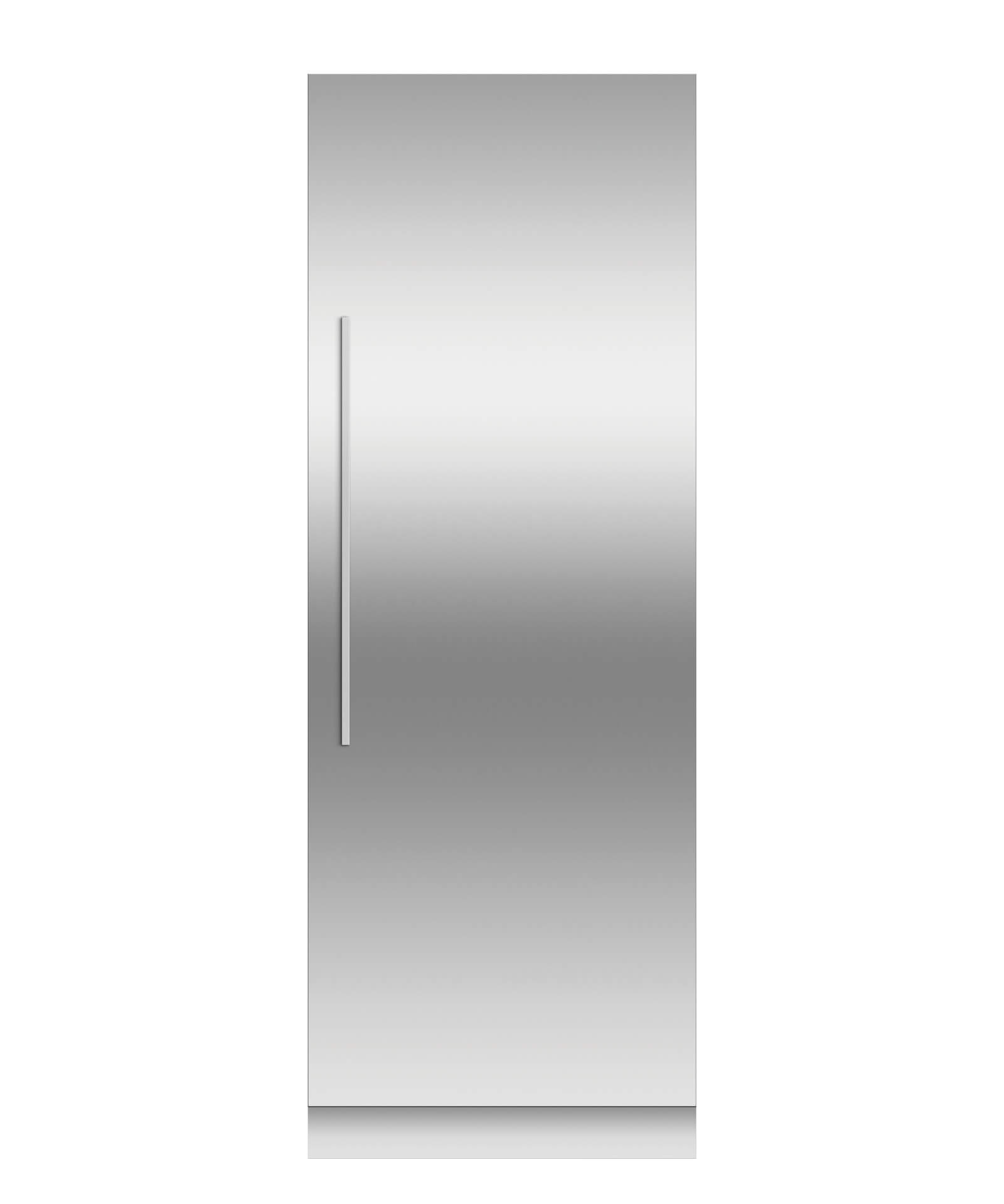 Rs3084sr1 Integrated Column Refrigerator 30 Quot Fisher